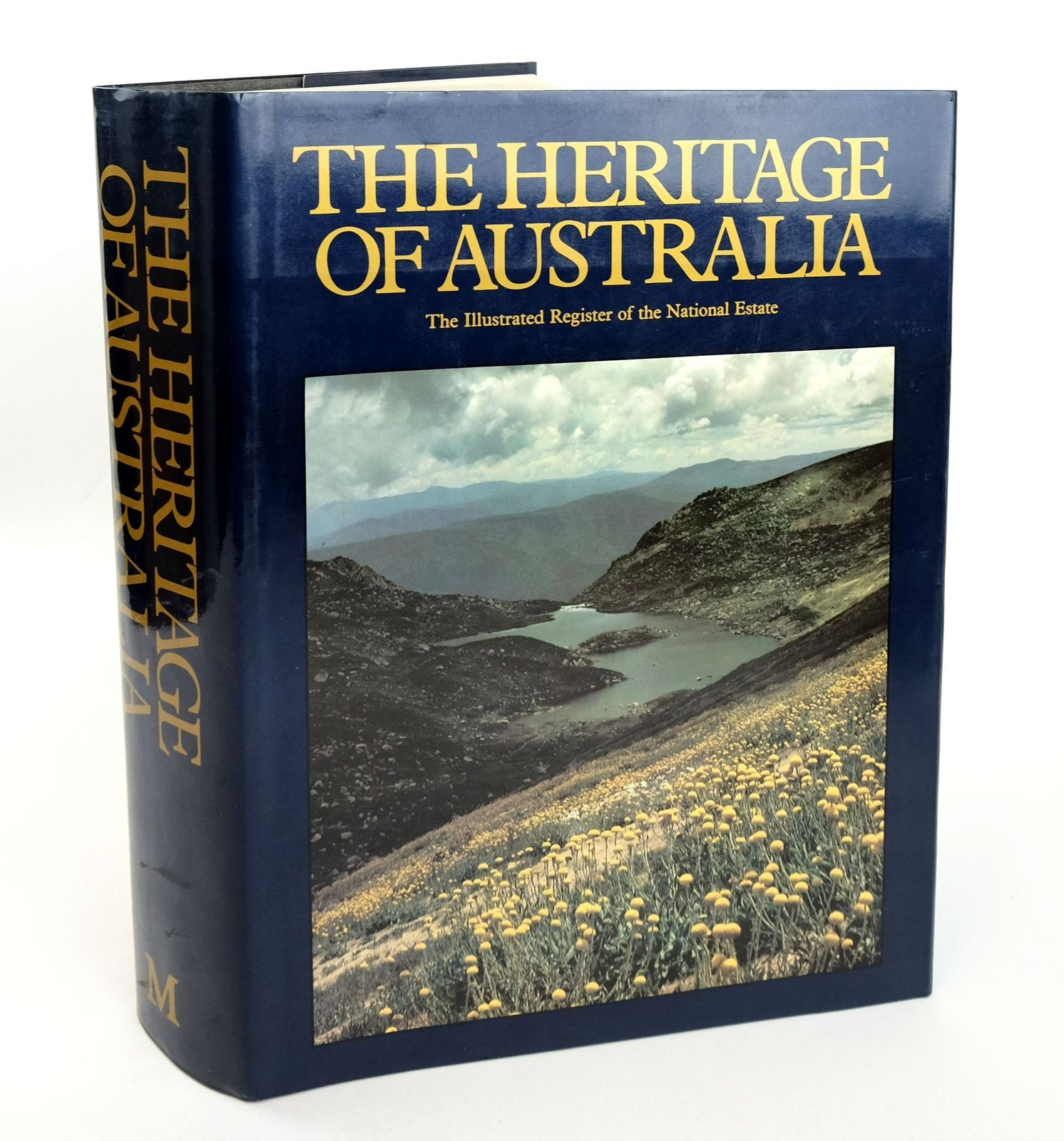 Photo of THE HERITAGE OF AUSTRALIA: THE ILLUSTRATED REGISTER OF THE NATIONAL ESTATE published by The Macmillan Company Of Australia (STOCK CODE: 1819029)  for sale by Stella & Rose's Books