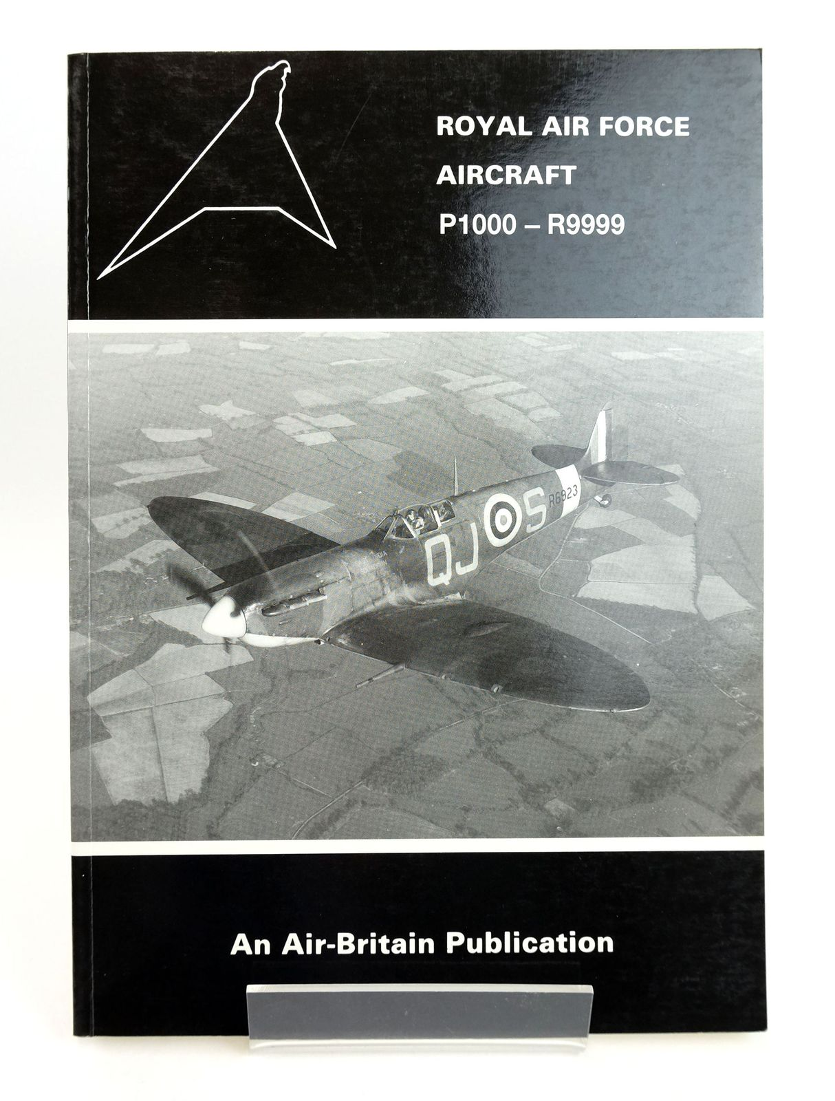 Photo of ROYAL AIR FORCE AIRCRAFT P1000 TO R9999 written by Halley, James J. published by Air-Britain (Historians) Ltd. (STOCK CODE: 1819032)  for sale by Stella & Rose's Books