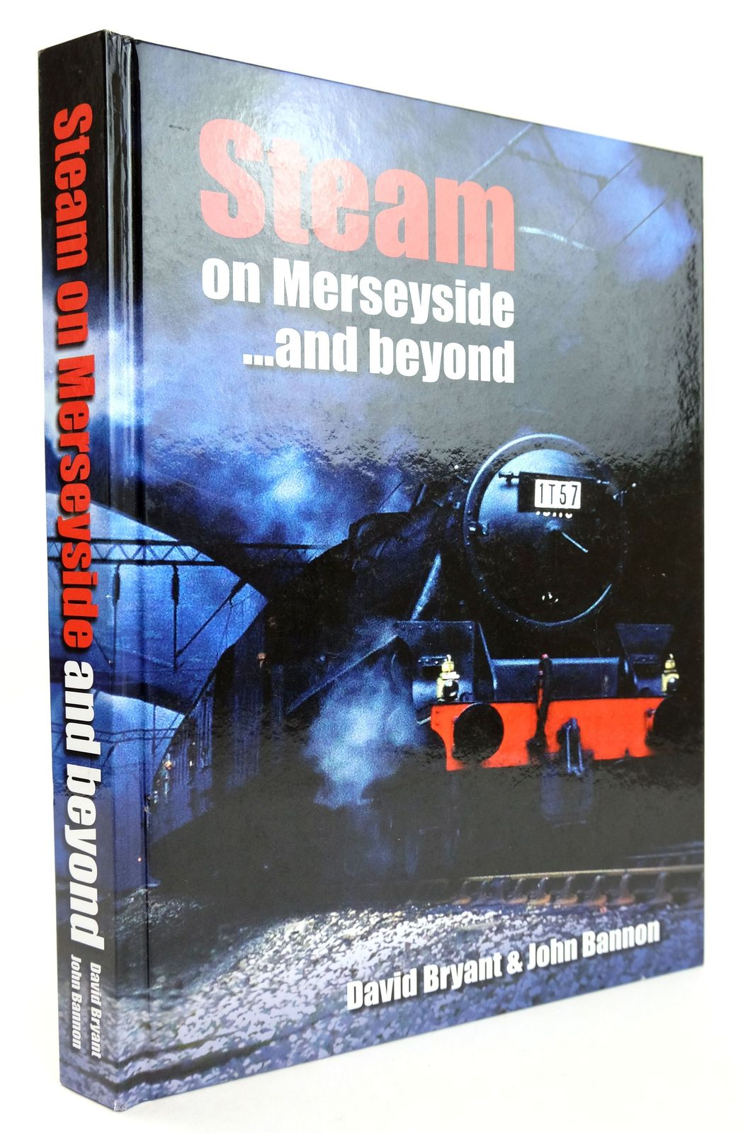 Photo of STEAM ON MERSEYSIDE ...AND BEYOND written by Bryant, David Bannon, John published by Thirtynineassociates (STOCK CODE: 1819035)  for sale by Stella & Rose's Books
