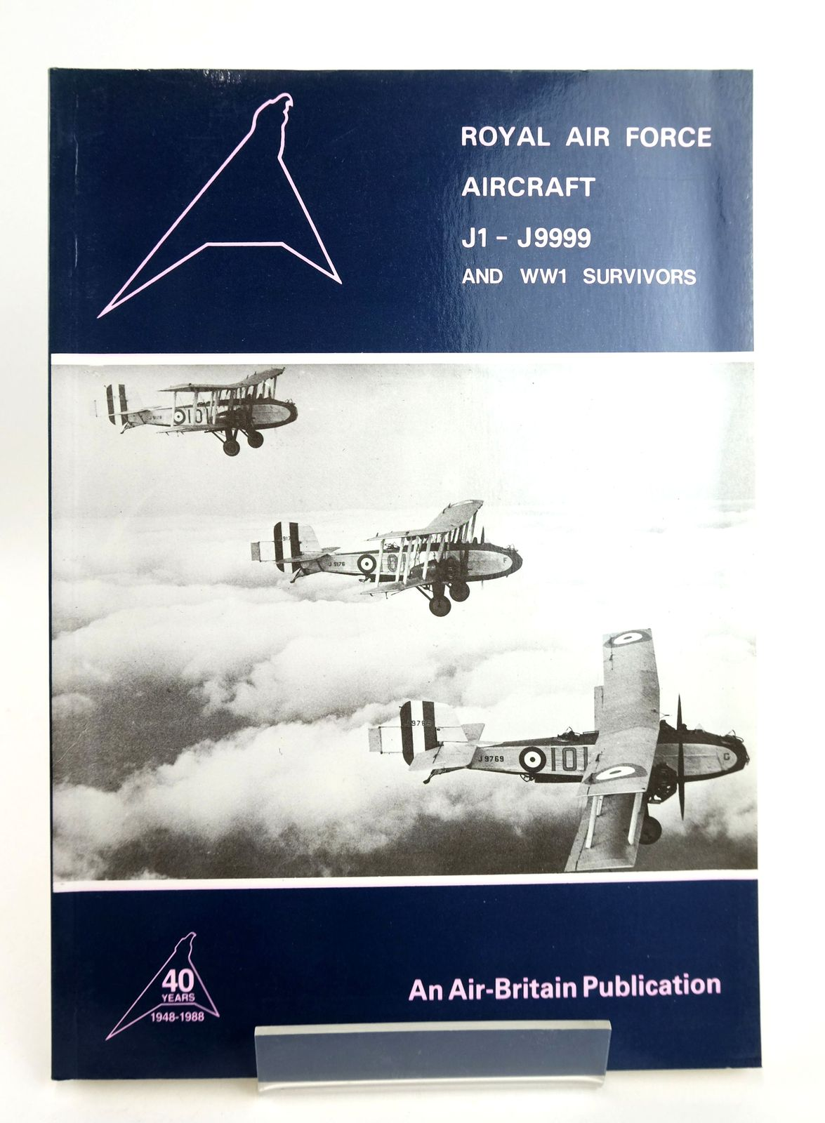 Photo of ROYAL AIR FORCE AIRCRAFT J1 - J9999 AND WW1 SURVIVORS- Stock Number: 1819038