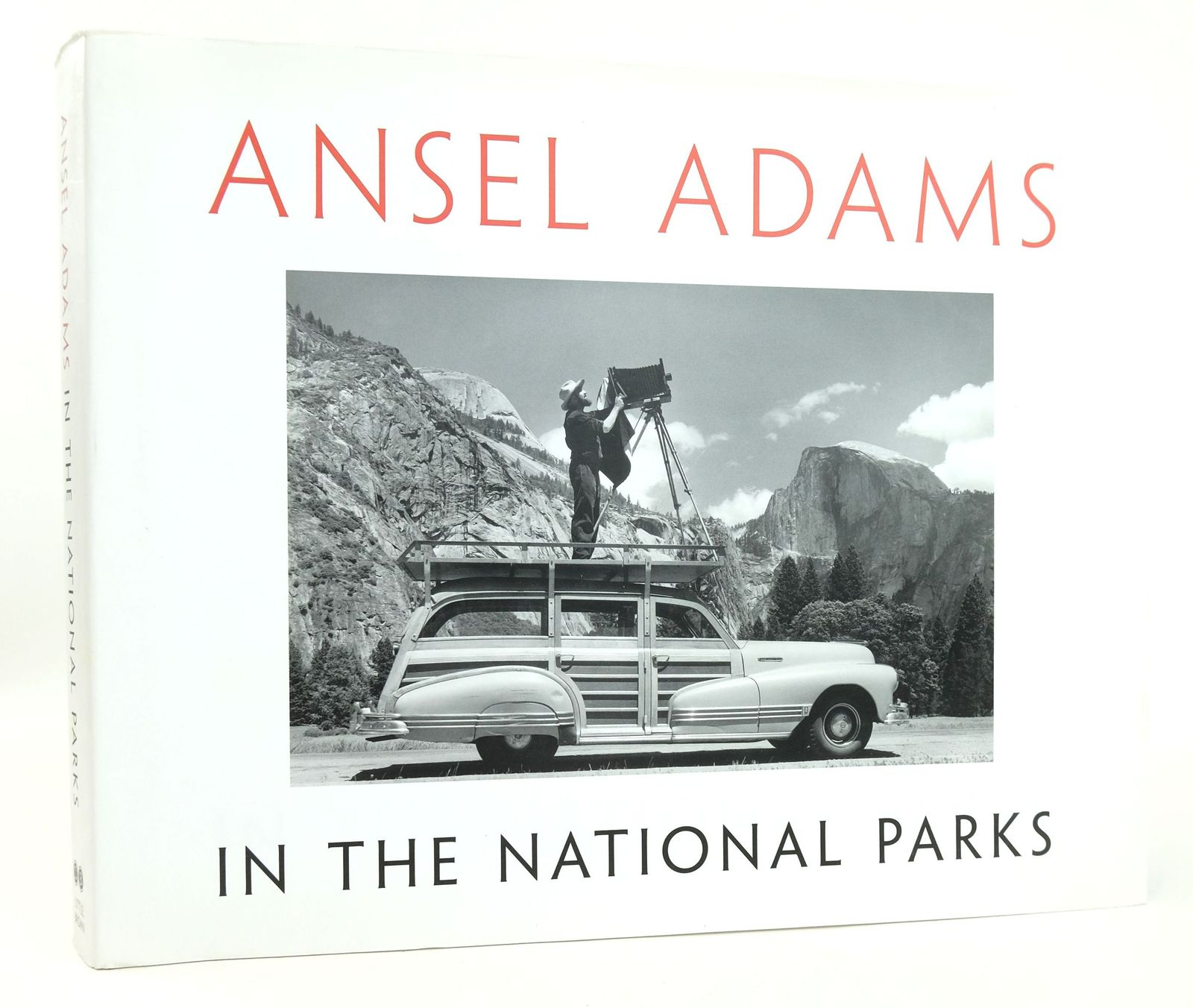 Photo of ANSEL ADAMS IN THE NATIONAL PARKS: PHOTOGRAPHS FROM AMERICA'S WILD PLACES written by Stillman, Andrea G. illustrated by Adams, Ansel published by Little, Brown and Company (STOCK CODE: 1819043)  for sale by Stella & Rose's Books