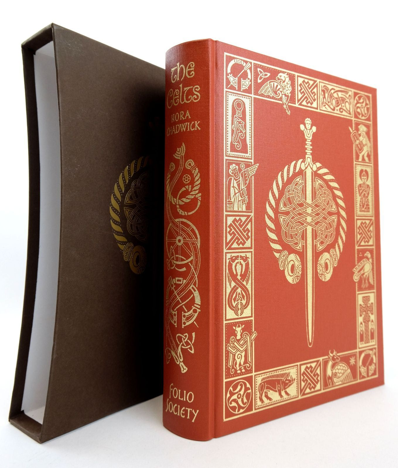 Photo of THE CELTS written by Chadwick, Nora K.