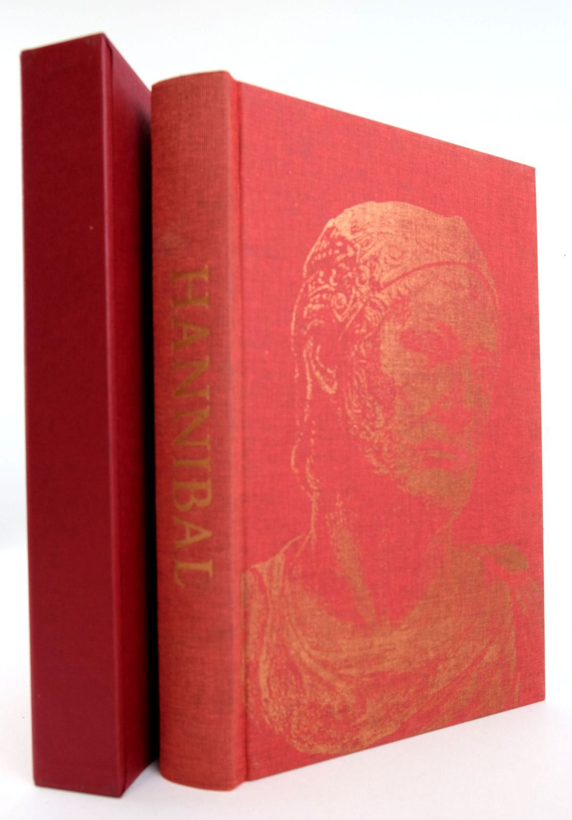Photo of HANNIBAL written by Bradford, Ernle published by Folio Society (STOCK CODE: 1819048)  for sale by Stella & Rose's Books