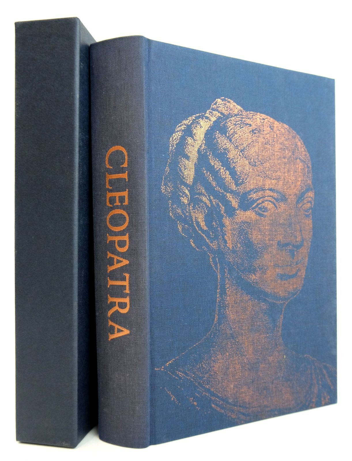 Photo of CLEOPATRA written by Lindsay, Jack published by Folio Society (STOCK CODE: 1819050)  for sale by Stella & Rose's Books