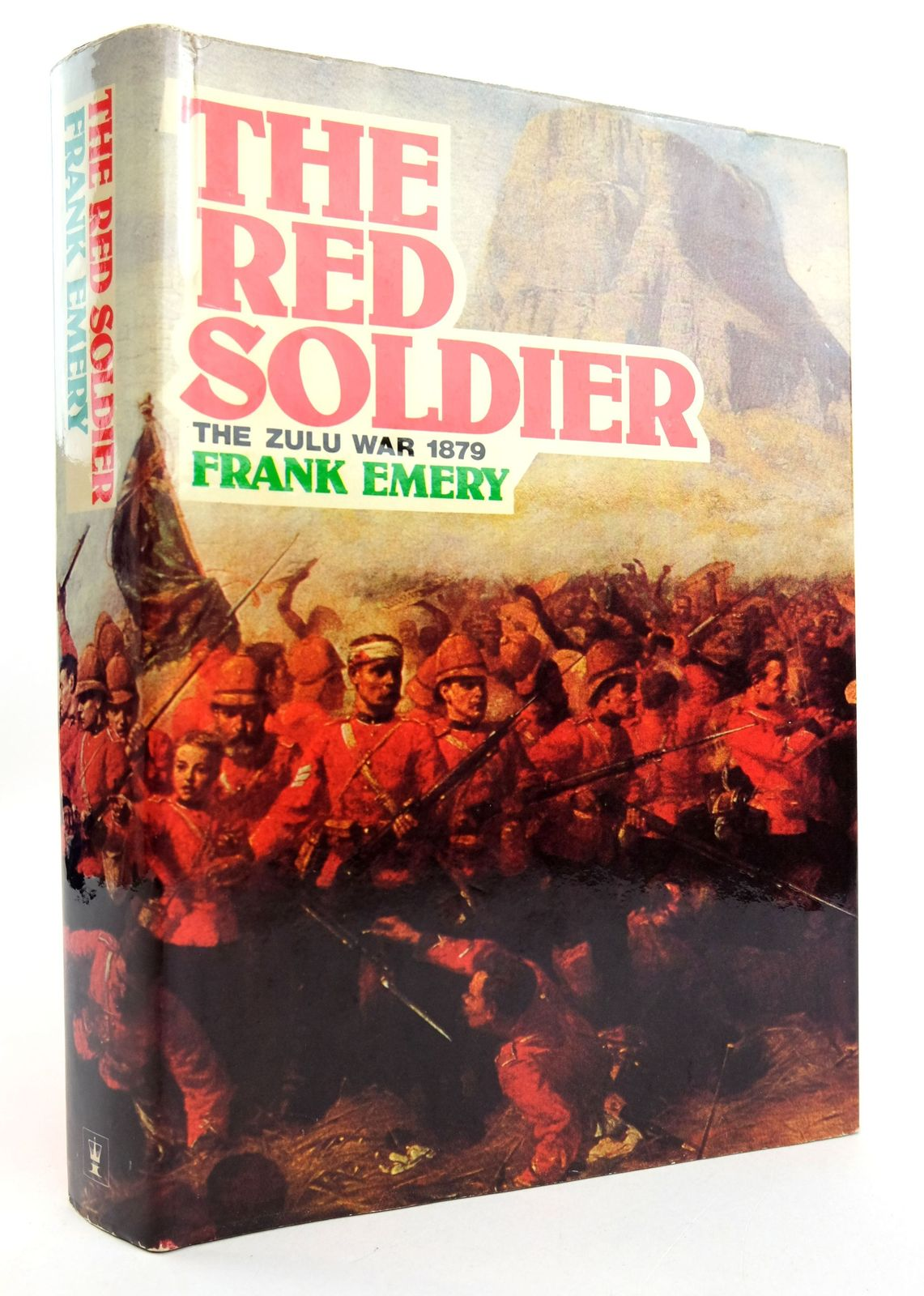 Photo of THE RED SOLDIER: LETTERS FROM THE ZULU WAR, 1879- Stock Number: 1819057