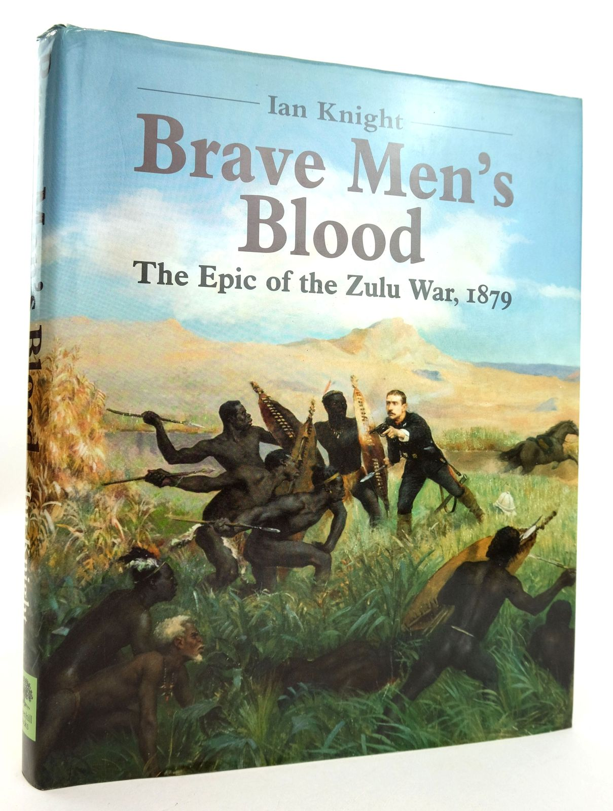 Photo of BRAVE MEN'S BLOOD- Stock Number: 1819060