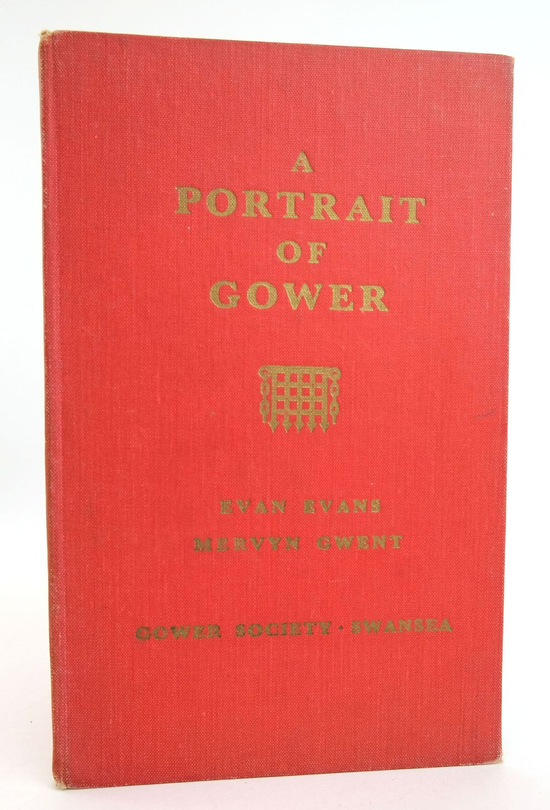 Photo of A PORTRAIT OF GOWER written by Evans, Evan Gwent, Mervyn published by The Gower Society (STOCK CODE: 1819065)  for sale by Stella & Rose's Books