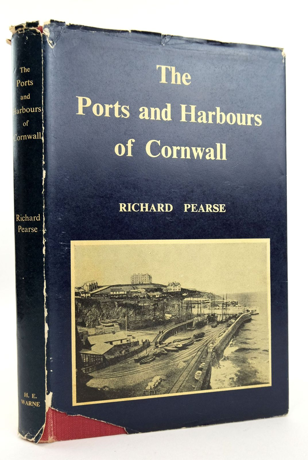 Photo of THE PORTS AND HARBOURS OF CORNWALL- Stock Number: 1819067