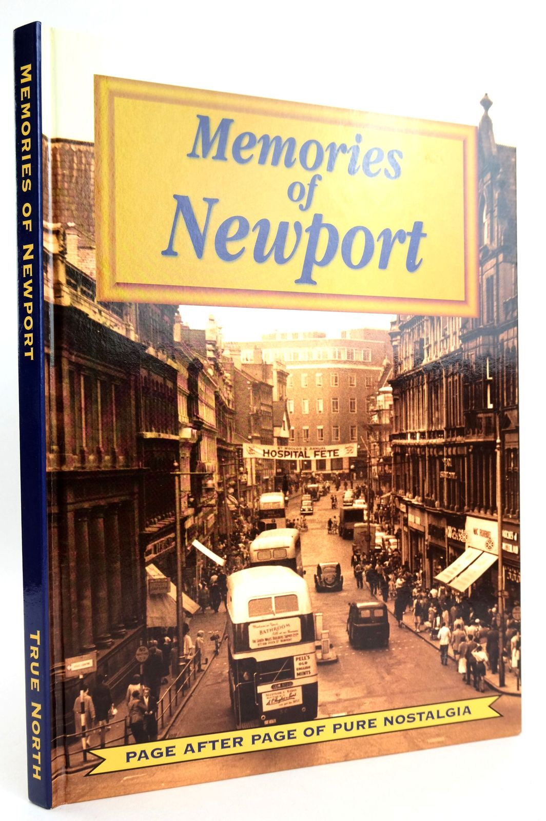 Photo of MEMORIES OF NEWPORT published by True North (STOCK CODE: 1819075)  for sale by Stella & Rose's Books