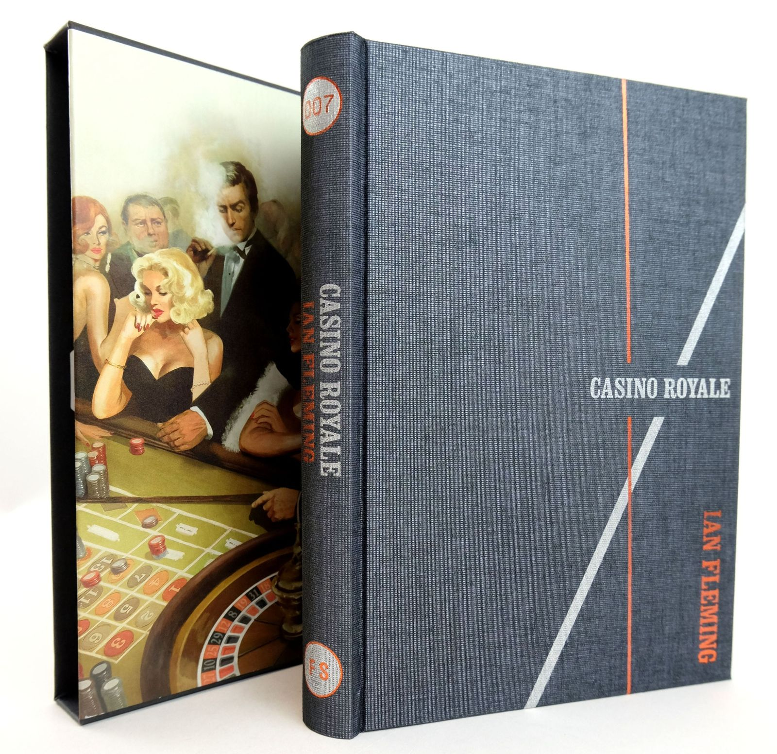 Photo of CASINO ROYALE written by Fleming, Ian illustrated by Dalton, Fay published by Folio Society (STOCK CODE: 1819103)  for sale by Stella & Rose's Books