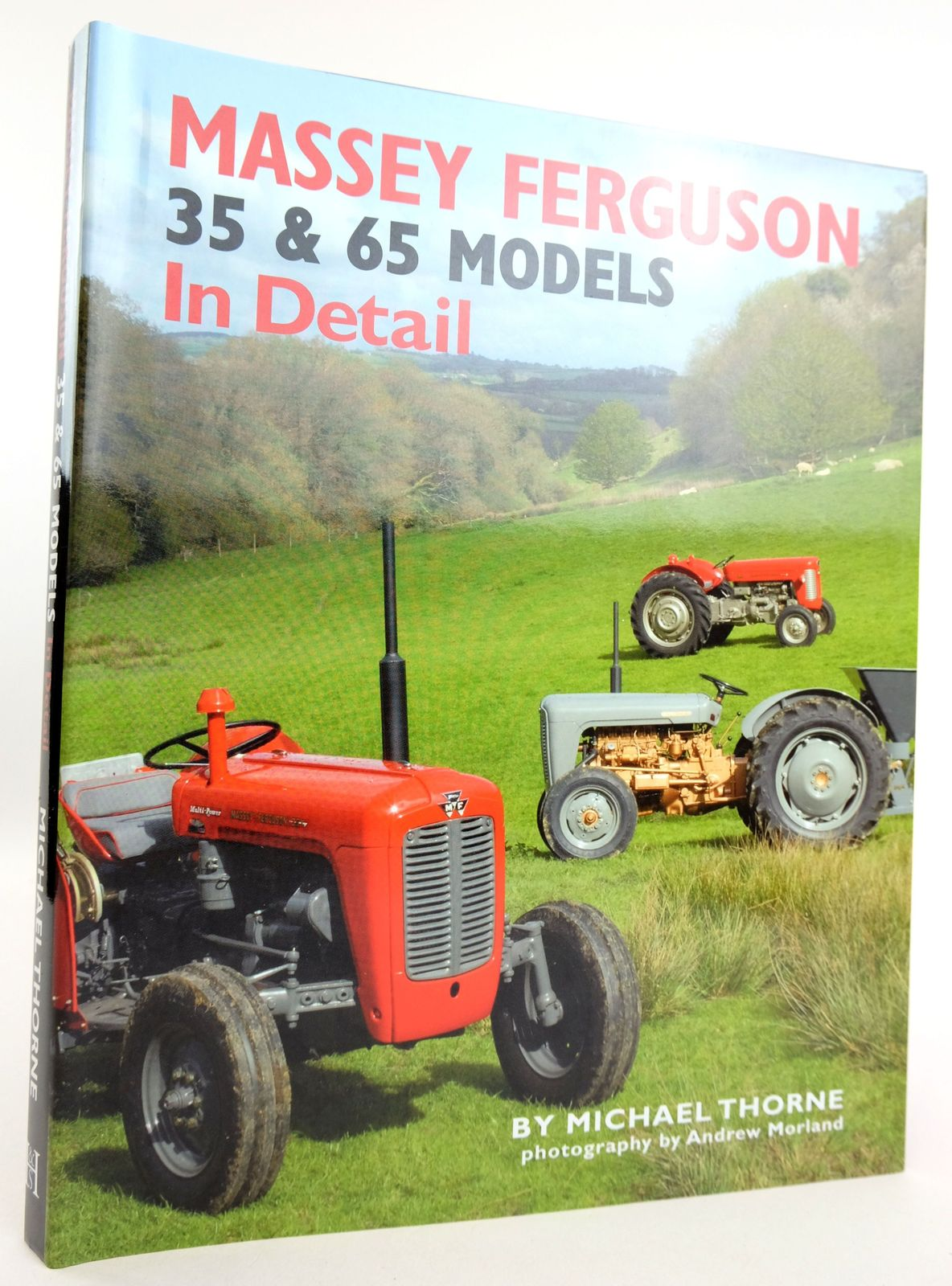 Photo of MASSEY FERGUSON 35 & 65 MODELS IN DETAIL- Stock Number: 1819108