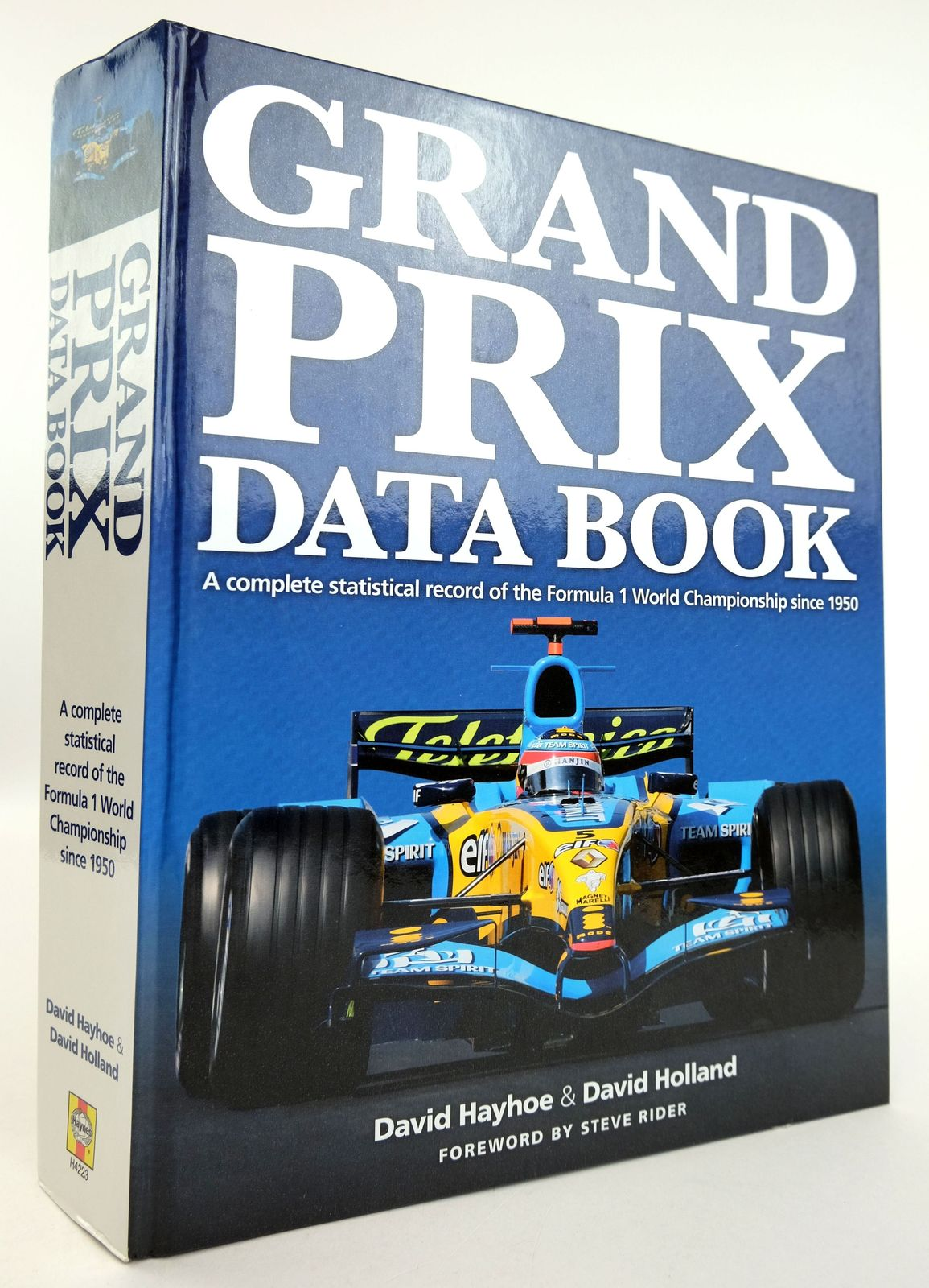 Photo of GRAND PRIX DATA BOOK