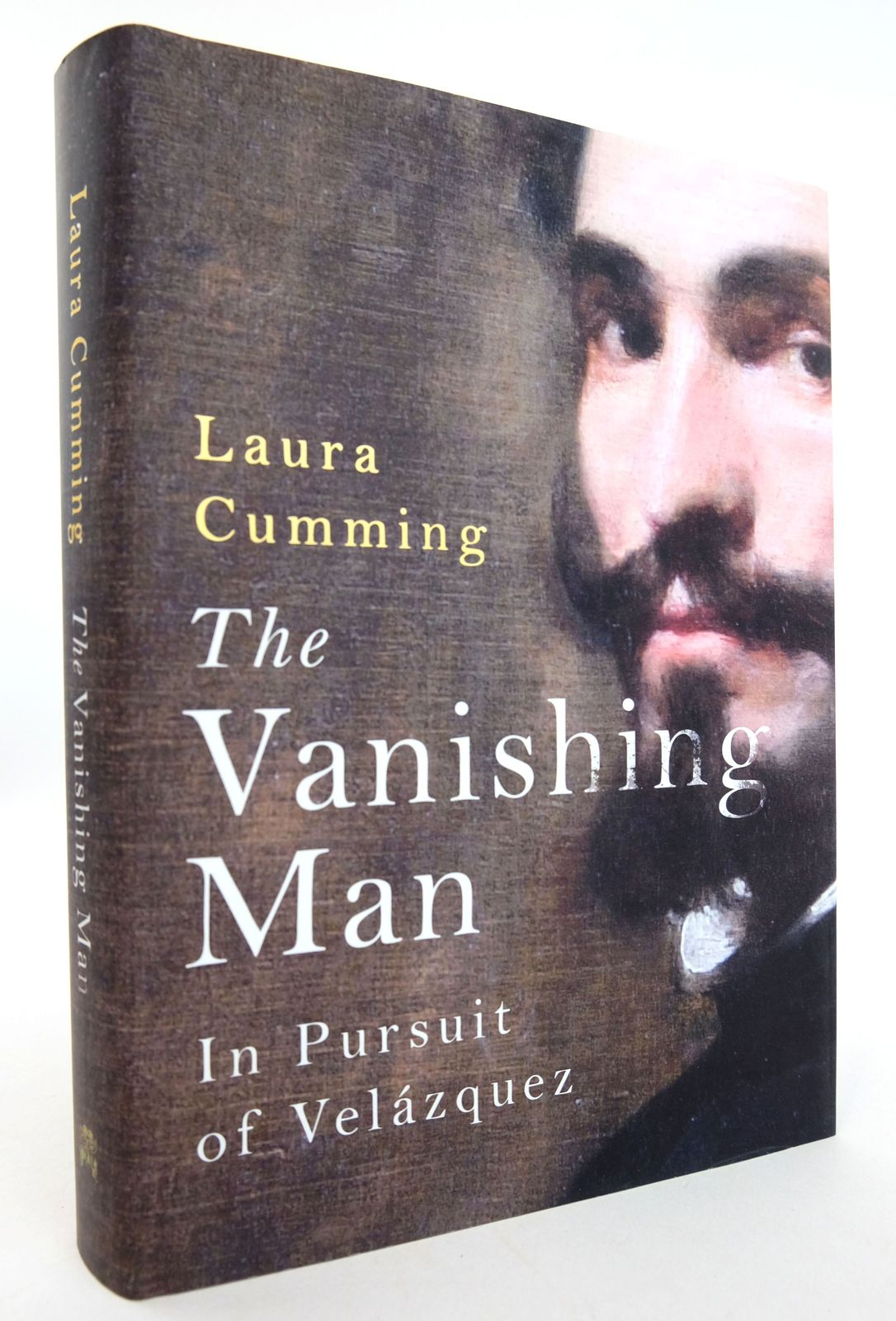 Photo of THE VANISHING MAN: IN PURSUIT OF VELAZQUEZ written by Cumming, Laura illustrated by Velazquez, Diego De Silva published by Chatto & Windus (STOCK CODE: 1819122)  for sale by Stella & Rose's Books