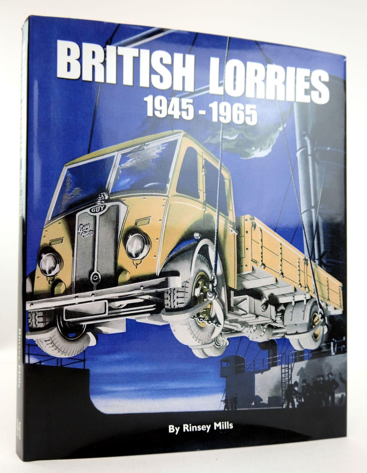 Photo of BRITISH LORRIES 1945-1965- Stock Number: 1819126