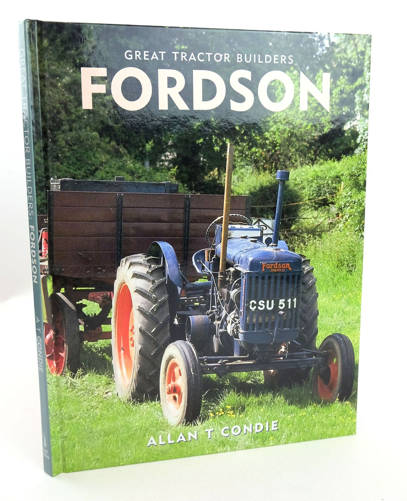 Photo of GREAT TRACTOR BUILDERS FORDSON- Stock Number: 1819131