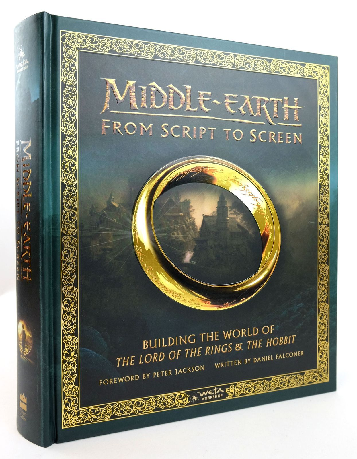 Photo of MIDDLE-EARTH FROM SCRIPT TO SCREEN- Stock Number: 1819136