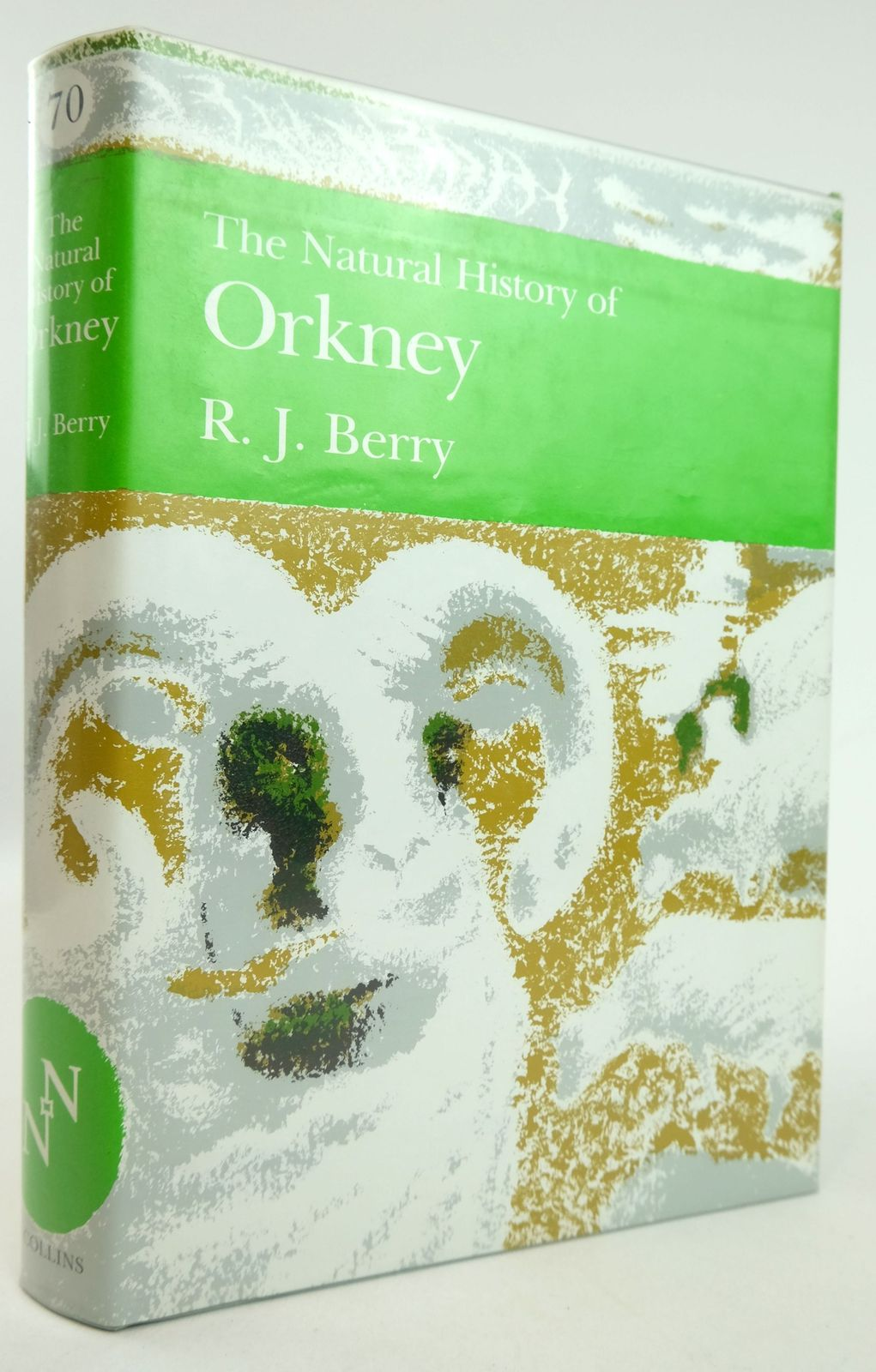 Photo of THE NATURAL HISTORY OF ORKNEY (NN 70)- Stock Number: 1819138