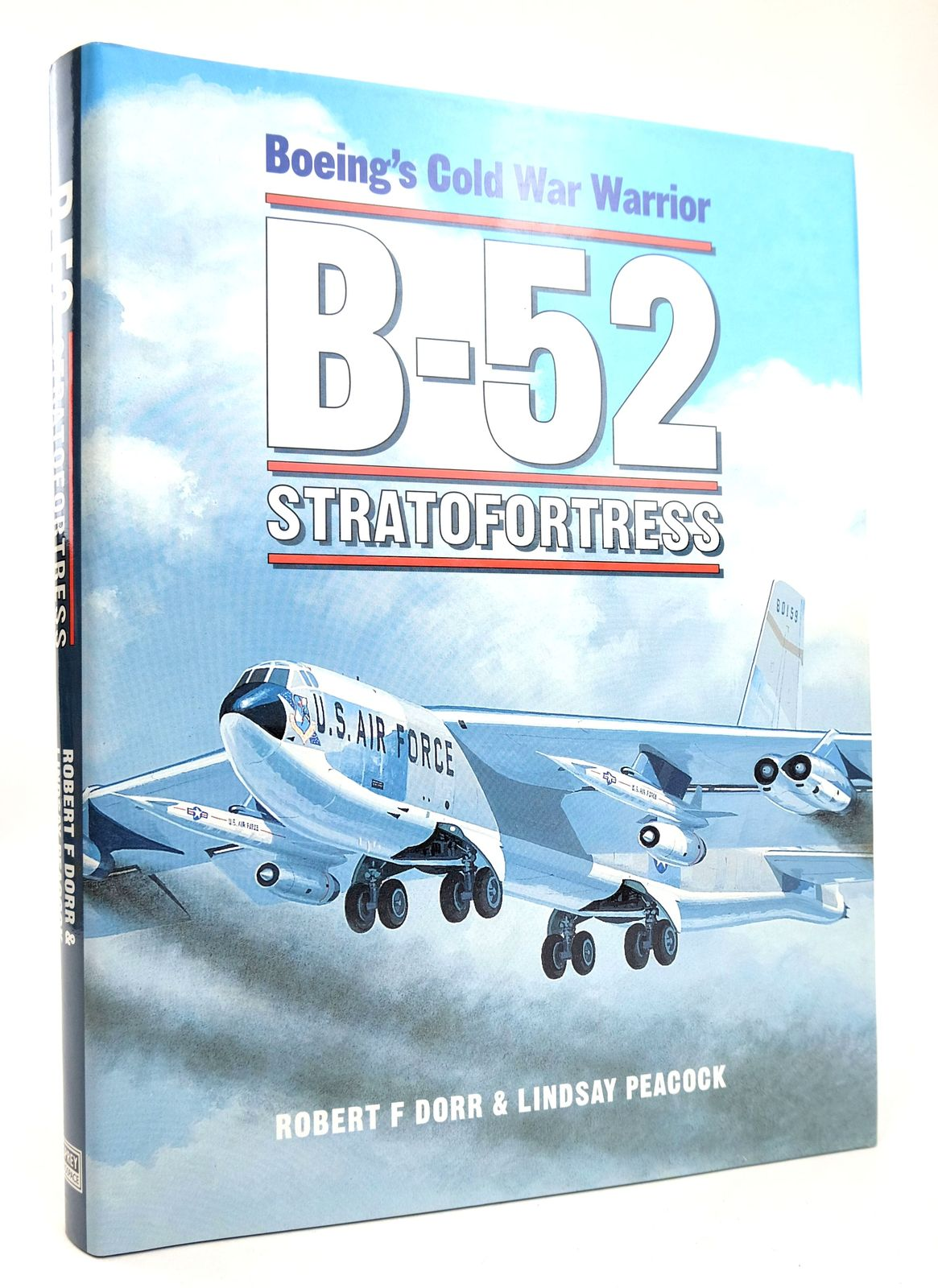 Photo of BOEING'S  COLD WAR WARRIOR B-52 STRATOFORTRESS written by Dorr, Robert F.