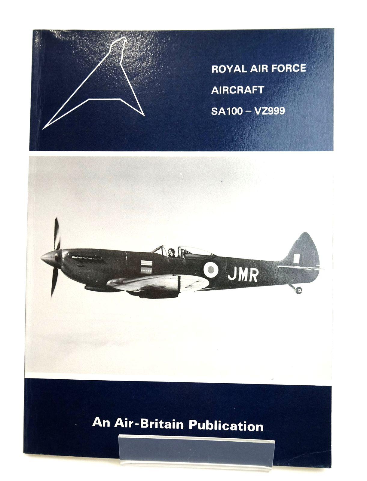 Photo of ROYAL AIR FORCE AIRCRAFT SA100 - VZ999- Stock Number: 1819141