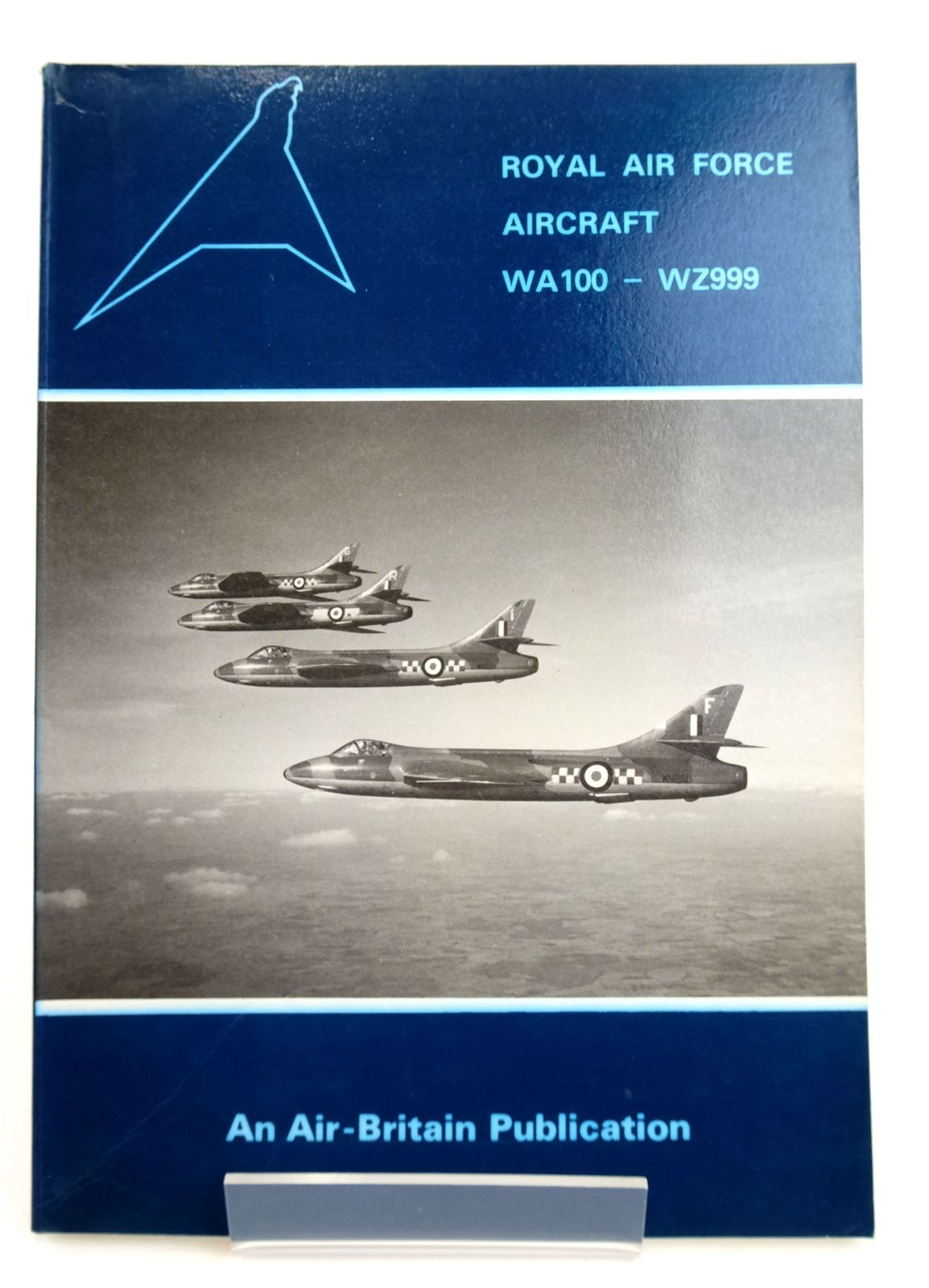 Photo of ROYAL AIR FORCE AIRCRAFT WA100 - WZ999 written by Halley, James J. published by Air-Britain (Historians) Ltd. (STOCK CODE: 1819142)  for sale by Stella & Rose's Books