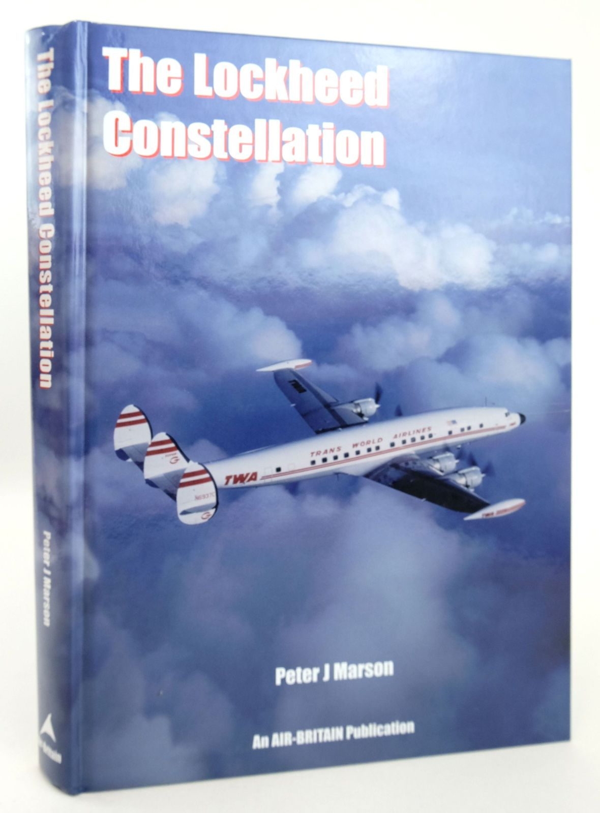 Photo of THE LOCKHEED CONSTELLATION (VOLUME 1) written by Marson, Peter J. published by Air-Britain (STOCK CODE: 1819152)  for sale by Stella & Rose's Books