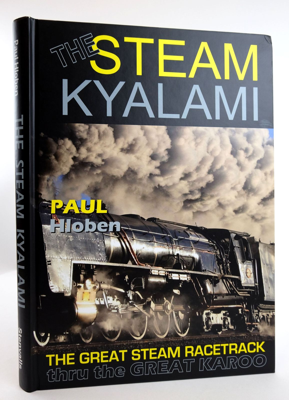 Photo of THE STEAM KYALAMI written by Hloben, Paul published by Stenvalls (STOCK CODE: 1819155)  for sale by Stella & Rose's Books