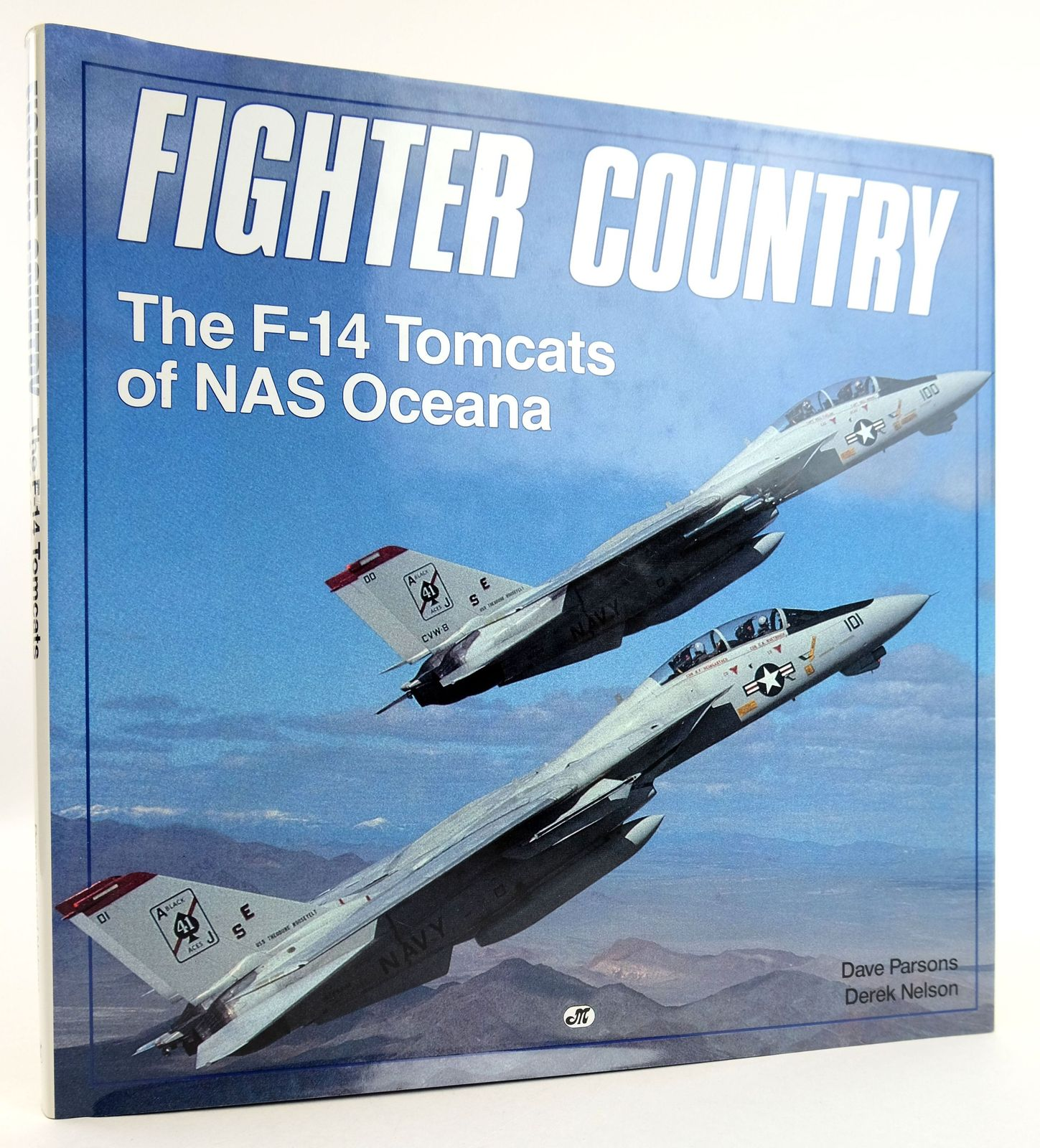 Photo of FIGHTER COUNTRY: THE F-14 TOMCATS OF NAS OCEANA- Stock Number: 1819159