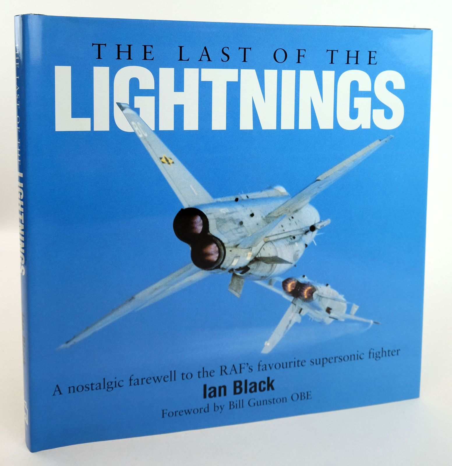 Photo of THE LAST OF THE LIGHTNINGS written by Black, Ian Gunston, Bill published by Patrick Stephens Limited (STOCK CODE: 1819160)  for sale by Stella & Rose's Books