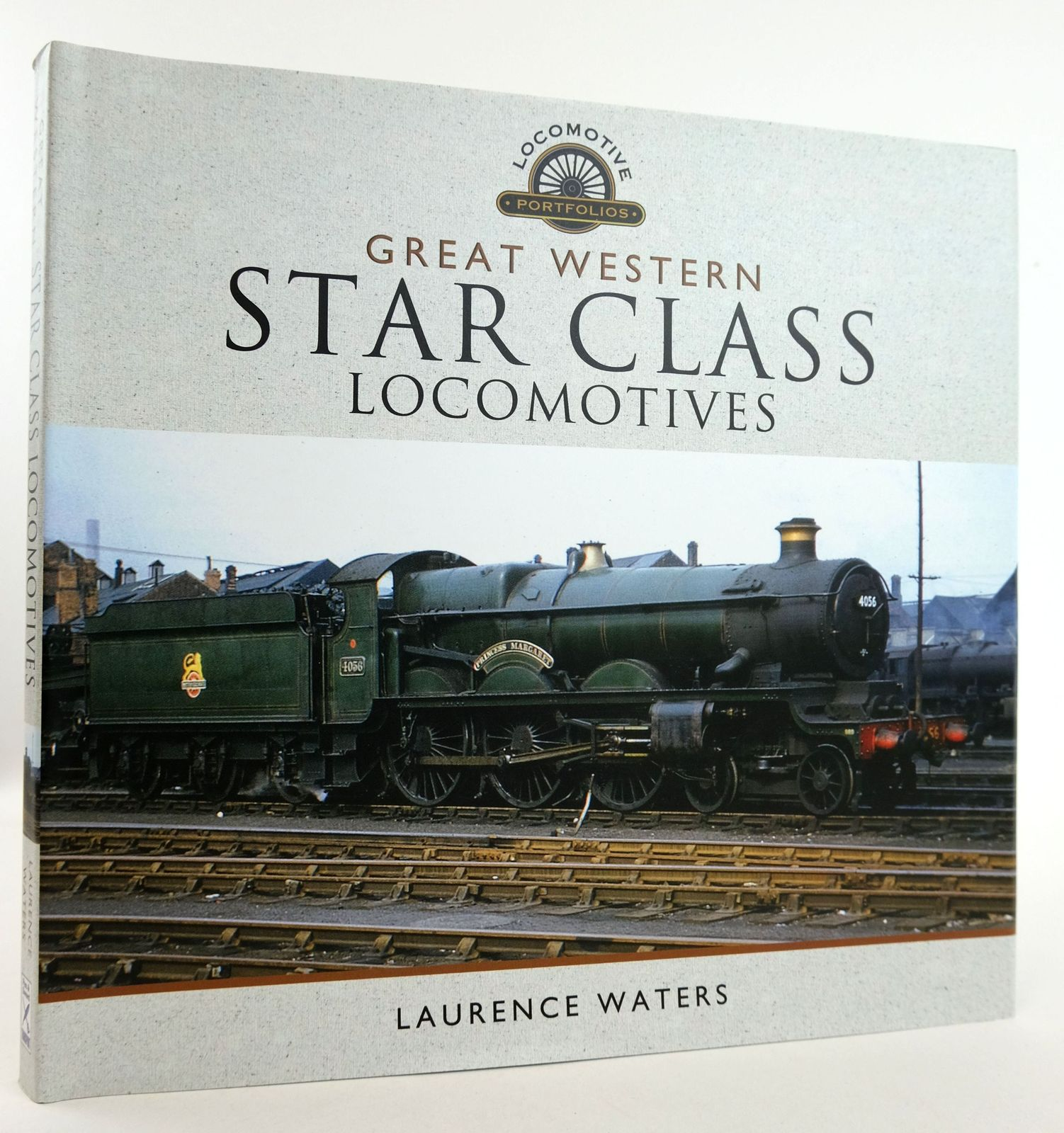 Photo of GREAT WESTERN STAR CLASS LOCOMOTIVES written by Waters, Laurence published by Pen & Sword Transport (STOCK CODE: 1819168)  for sale by Stella & Rose's Books