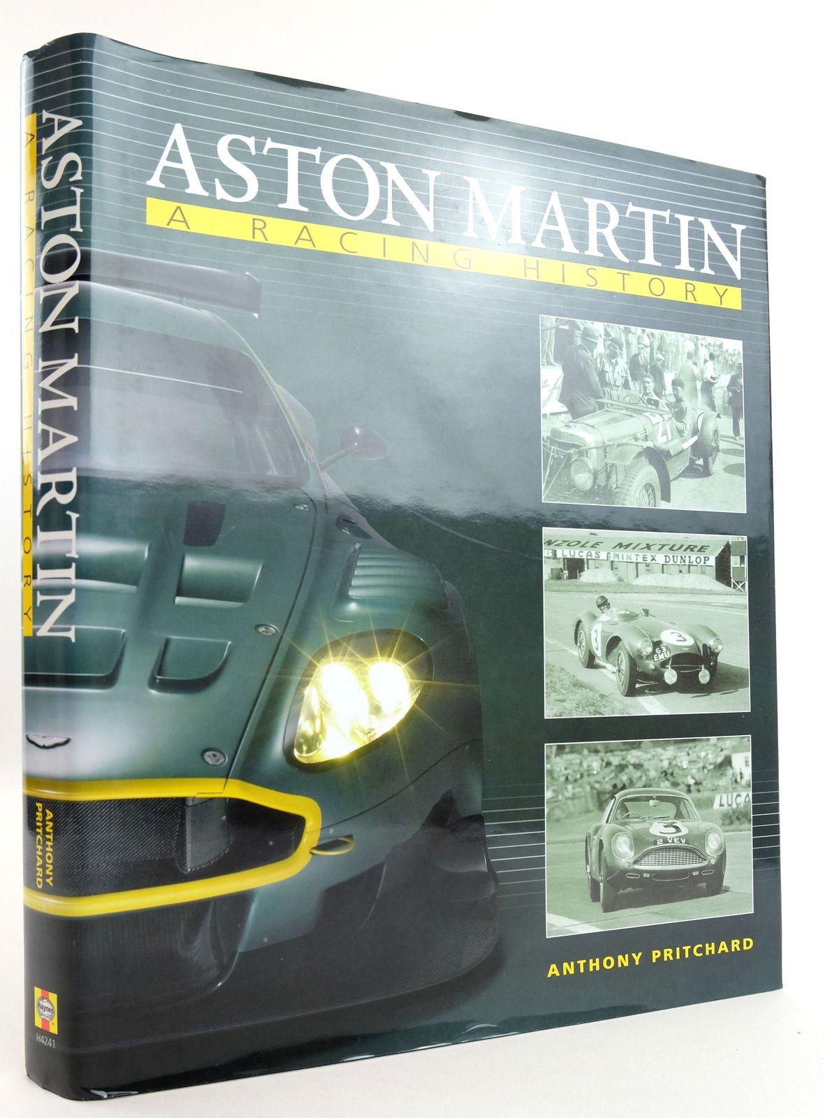 Photo of ASTON MARTIN: A RACING HISTORY written by Pritchard, Anthony published by Haynes Publishing (STOCK CODE: 1819170)  for sale by Stella & Rose's Books