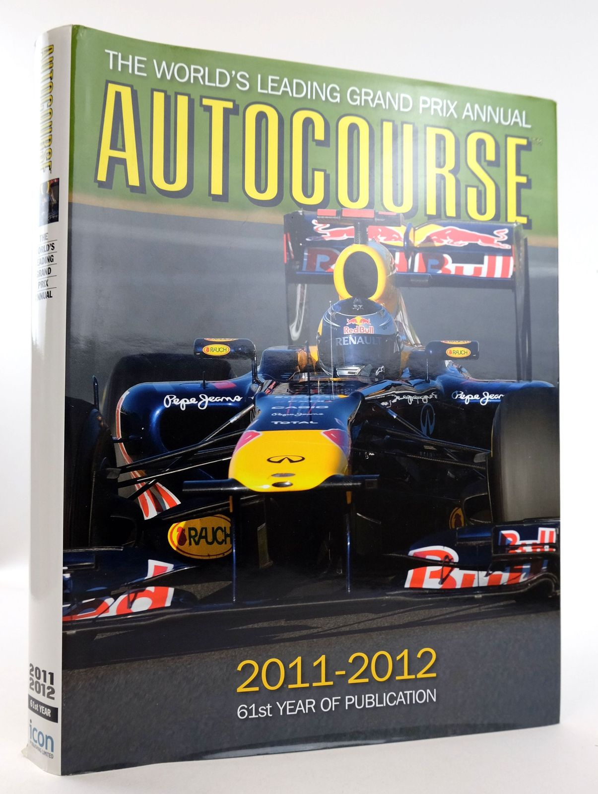 Photo of AUTOCOURSE 2011-2012- Stock Number: 1819174