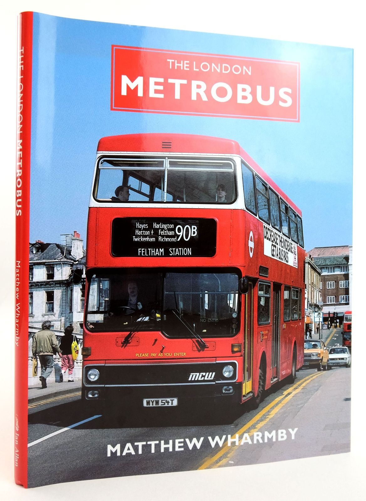 Photo of THE LONDON METROBUS