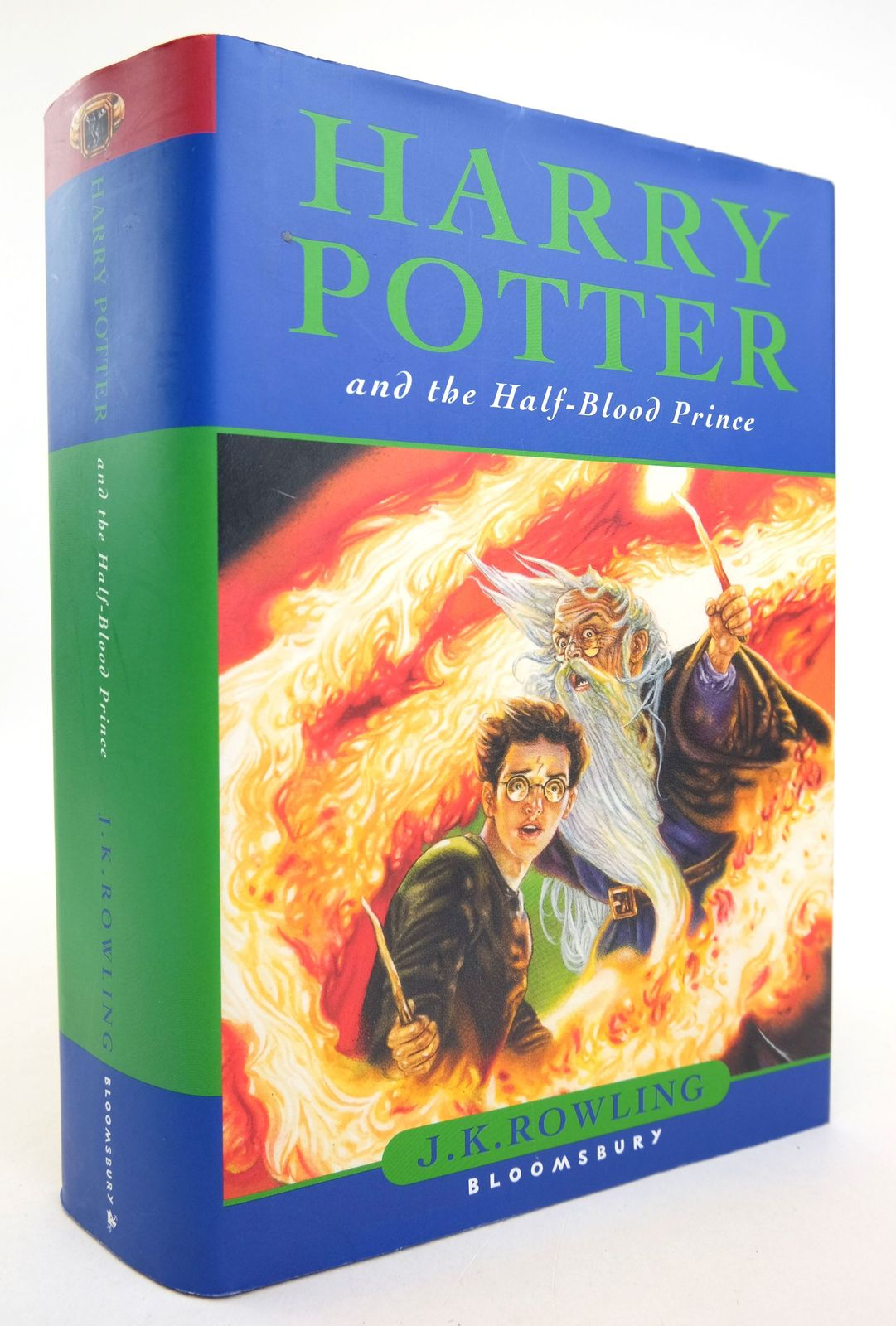 Photo of HARRY POTTER AND THE HALF-BLOOD PRINCE- Stock Number: 1819179