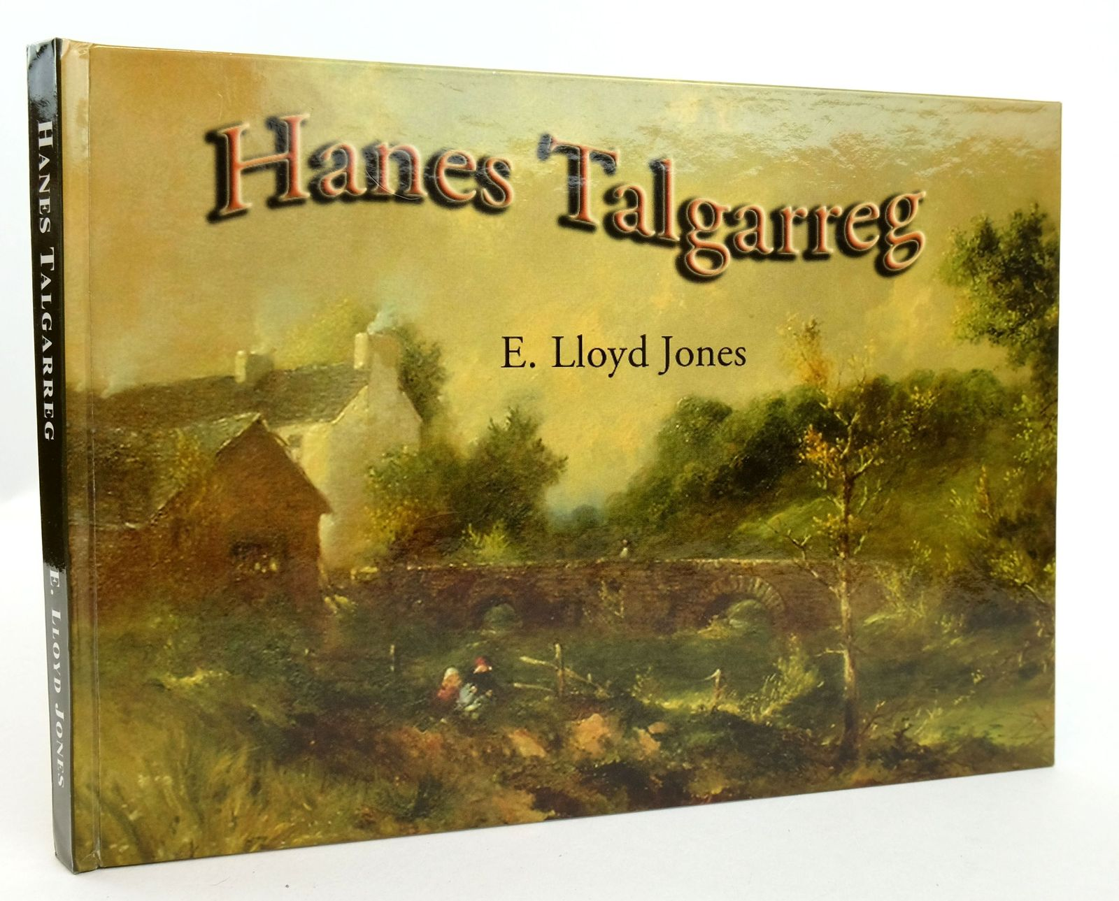 Photo of HANES TALGARREG written by Jones, E. Lloyd published by Gomer Press (STOCK CODE: 1819187)  for sale by Stella & Rose's Books