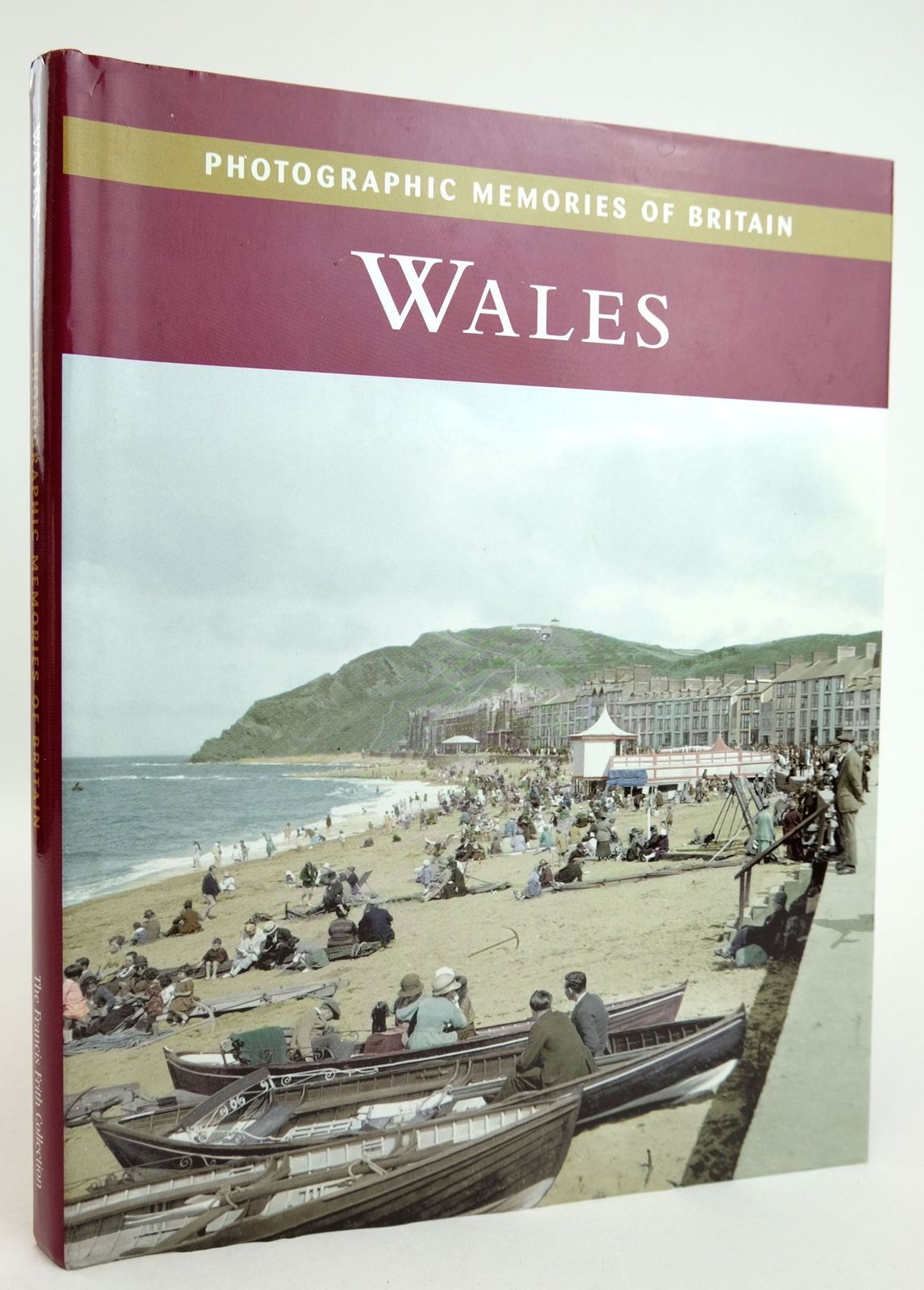 Photo of PHOTOGRAPHIC MEMORIES OF BRITAIN: WALES written by Smith, Roly published by Frith Book Company (STOCK CODE: 1819189)  for sale by Stella & Rose's Books