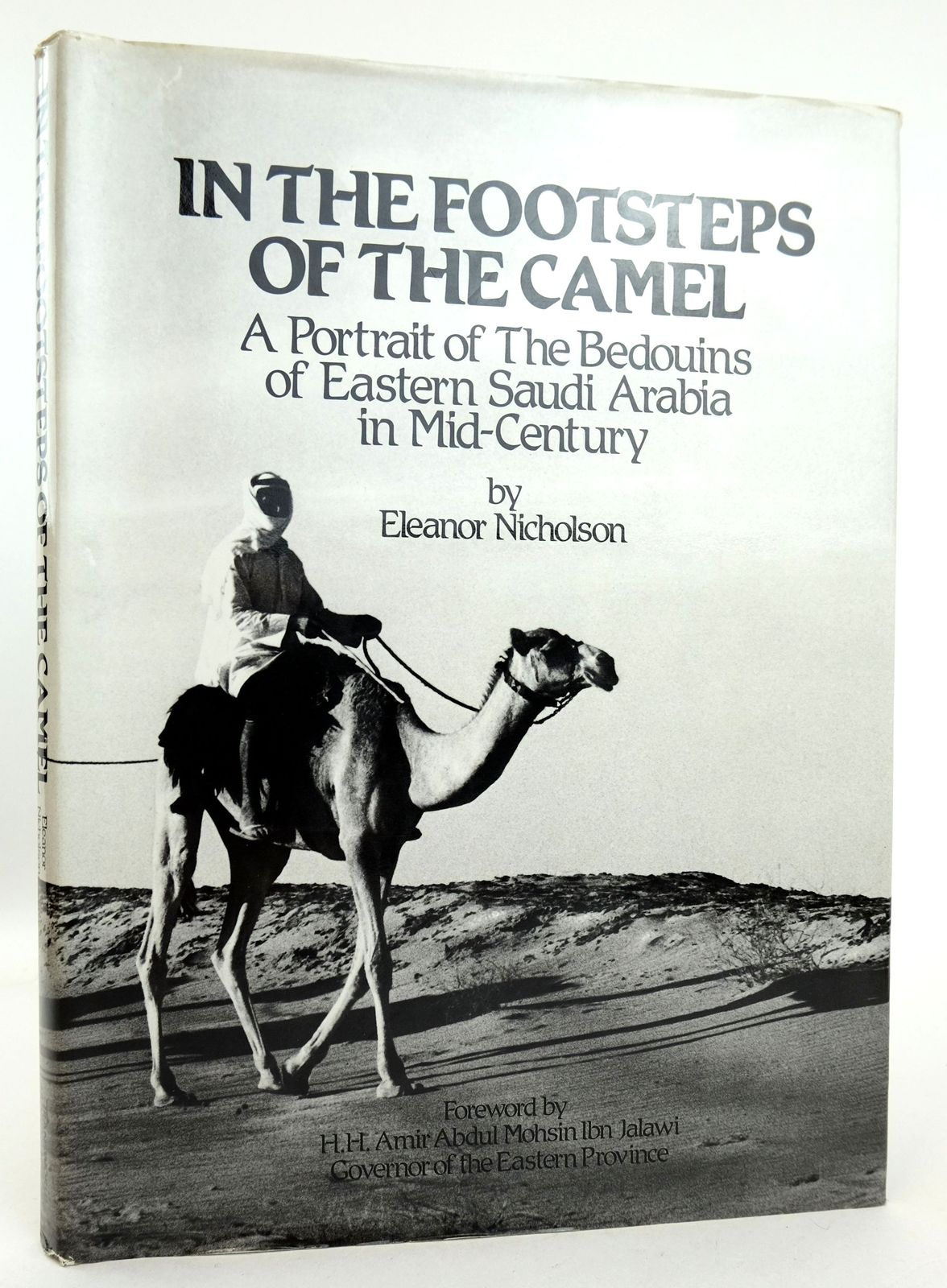 Photo of IN THE FOOTSTEPS OF THE CAMEL written by Nicholson, Eleanor published by Stacey International (STOCK CODE: 1819192)  for sale by Stella & Rose's Books