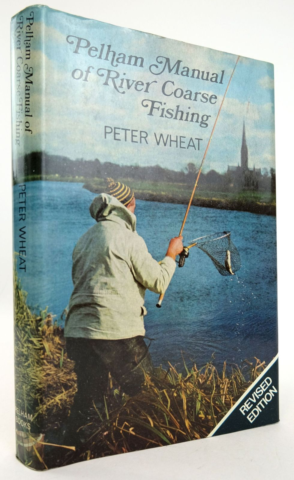 Photo of PELHAM MANUAL OF RIVER COARSE FISHING written by Wheat, Peter published by Pelham (STOCK CODE: 1819194)  for sale by Stella & Rose's Books
