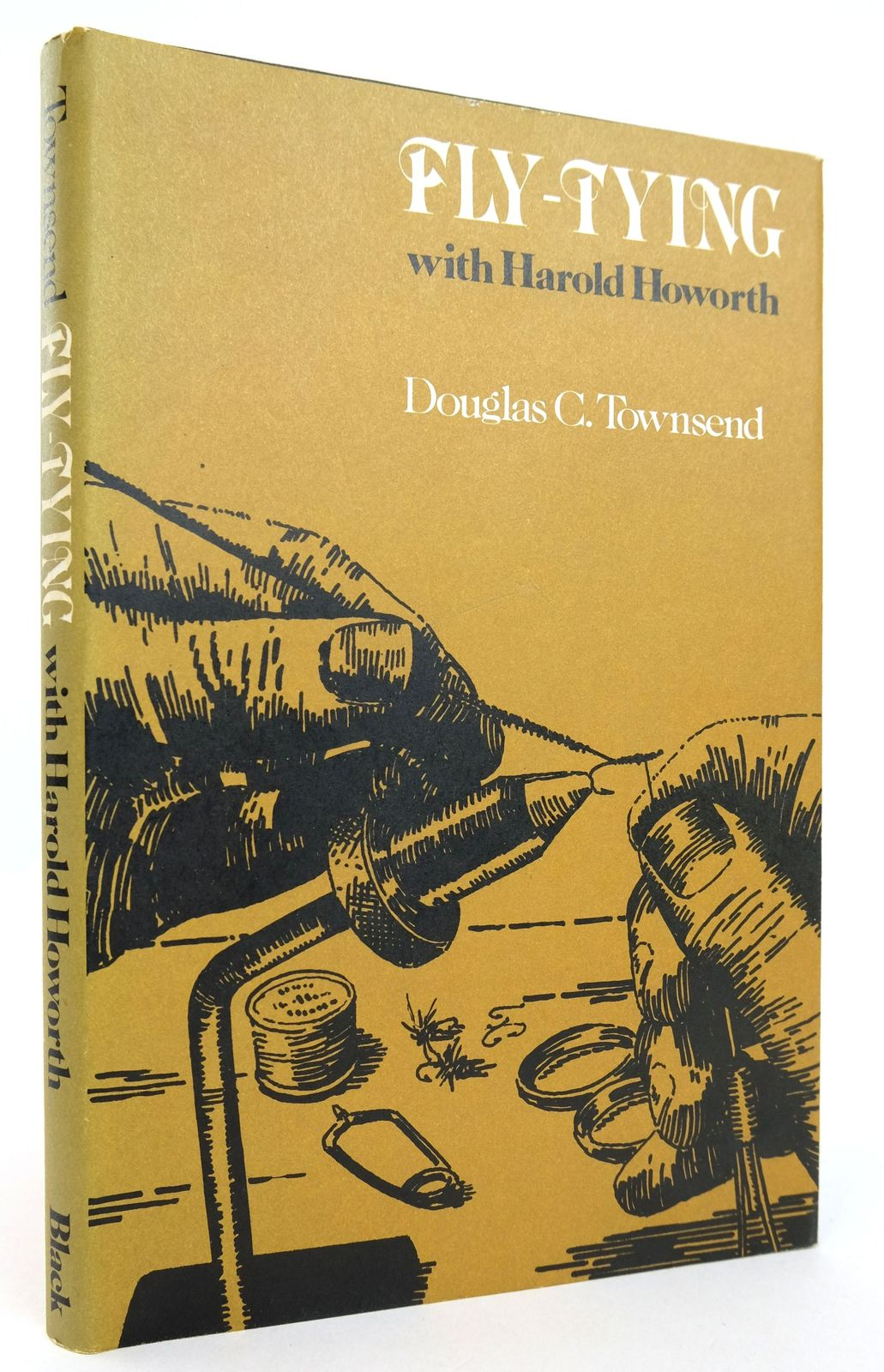 Photo of FLY-TYING WITH HAROLD HOWORTH written by Townsend, Douglas C. illustrated by Townsend, Douglas C. published by Adam & Charles Black (STOCK CODE: 1819197)  for sale by Stella & Rose's Books