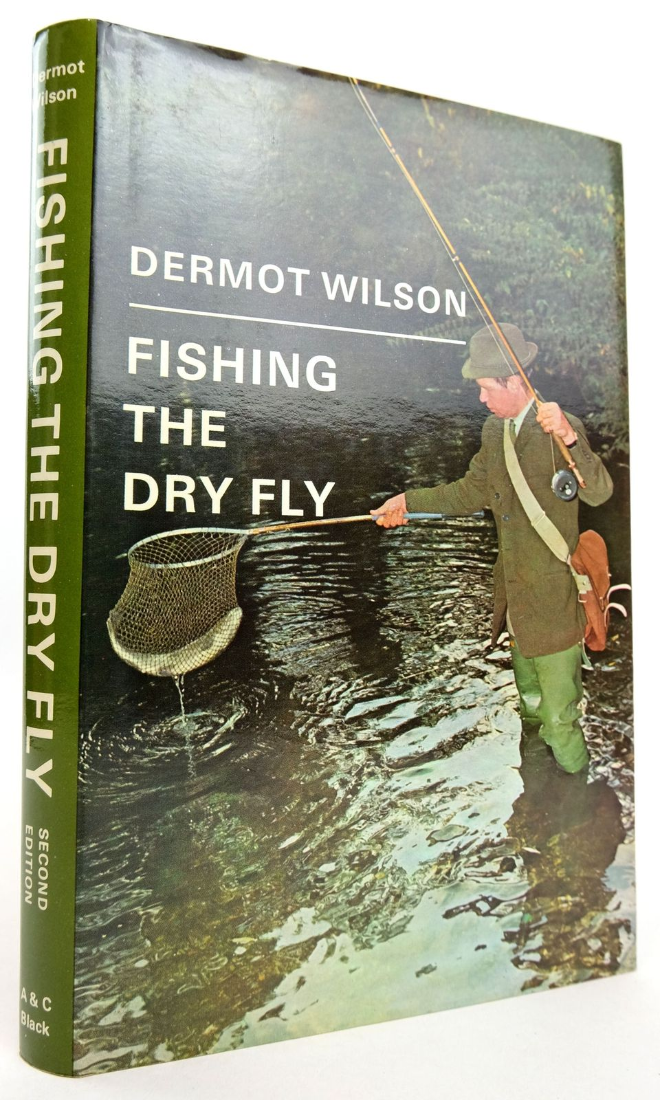 Photo of FISHING THE DRY FLY written by Wilson, Dermot published by Adam & Charles Black (STOCK CODE: 1819201)  for sale by Stella & Rose's Books