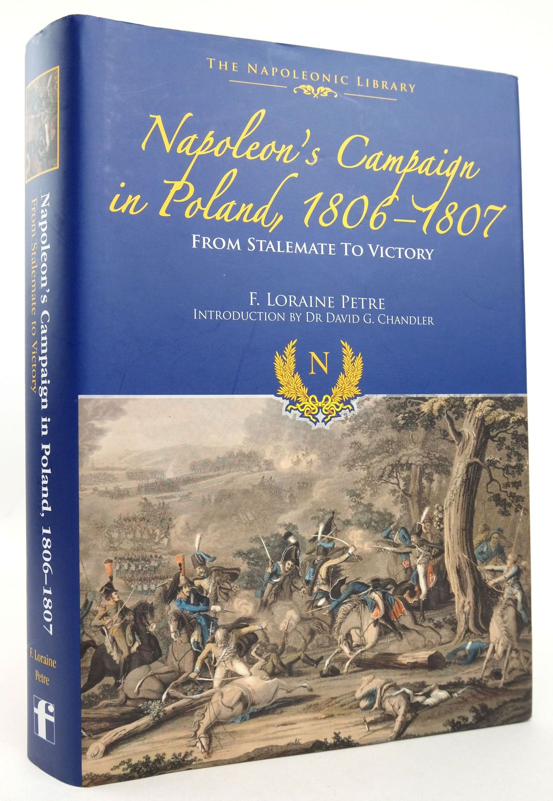Photo of NAPOLEON'S CAMPAIGN IN POLAND 1806-1807 written by Petre, F. Loraine published by Frontline Books (STOCK CODE: 1819209)  for sale by Stella & Rose's Books