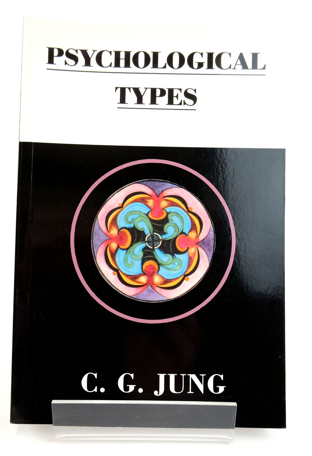 Photo of PSYCHOLOGICAL TYPES written by Jung, C. G. published by Routledge (STOCK CODE: 1819211)  for sale by Stella & Rose's Books