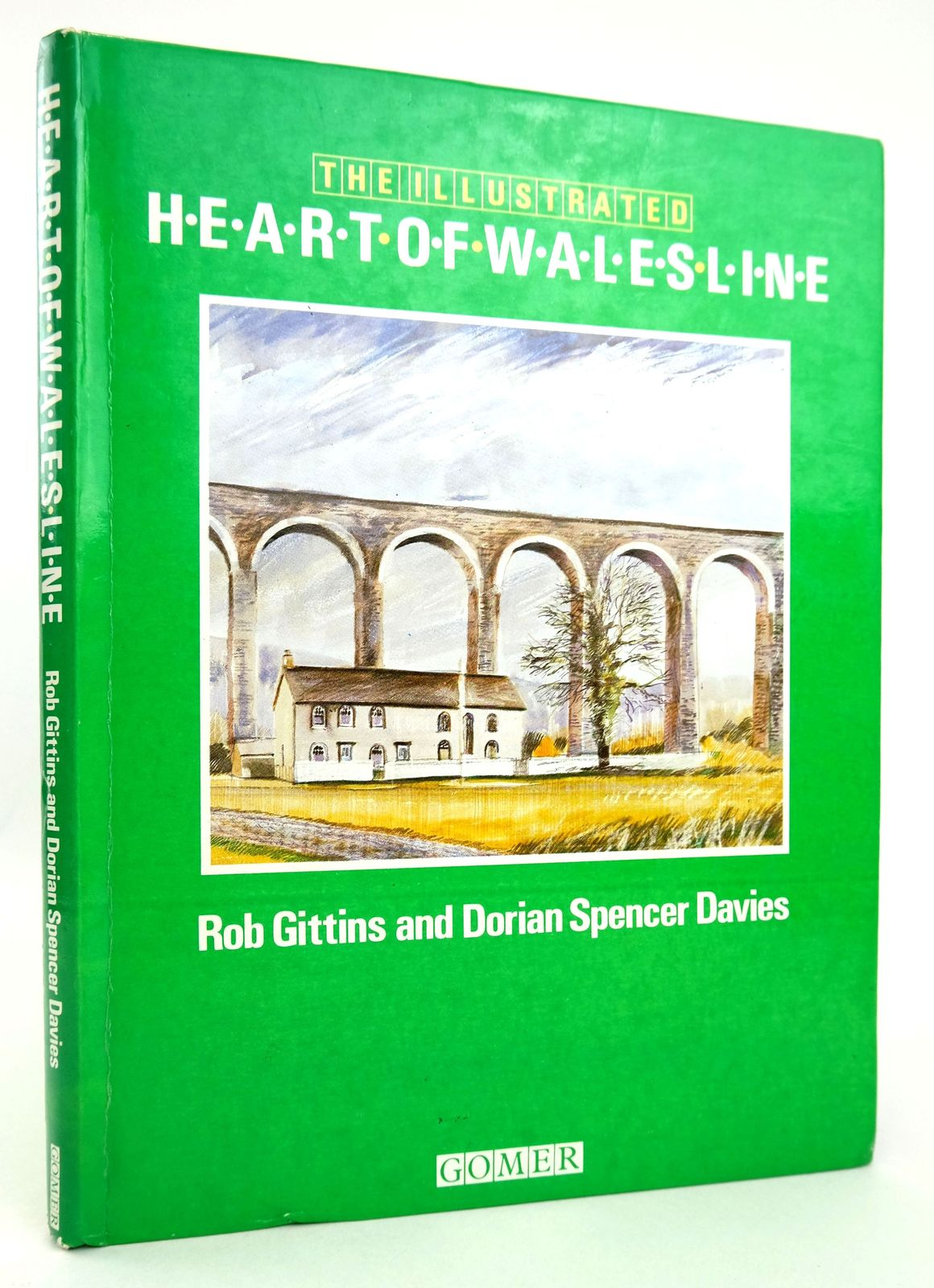 Photo of THE ILLUSTRATED HEART OF WALES LINE- Stock Number: 1819212