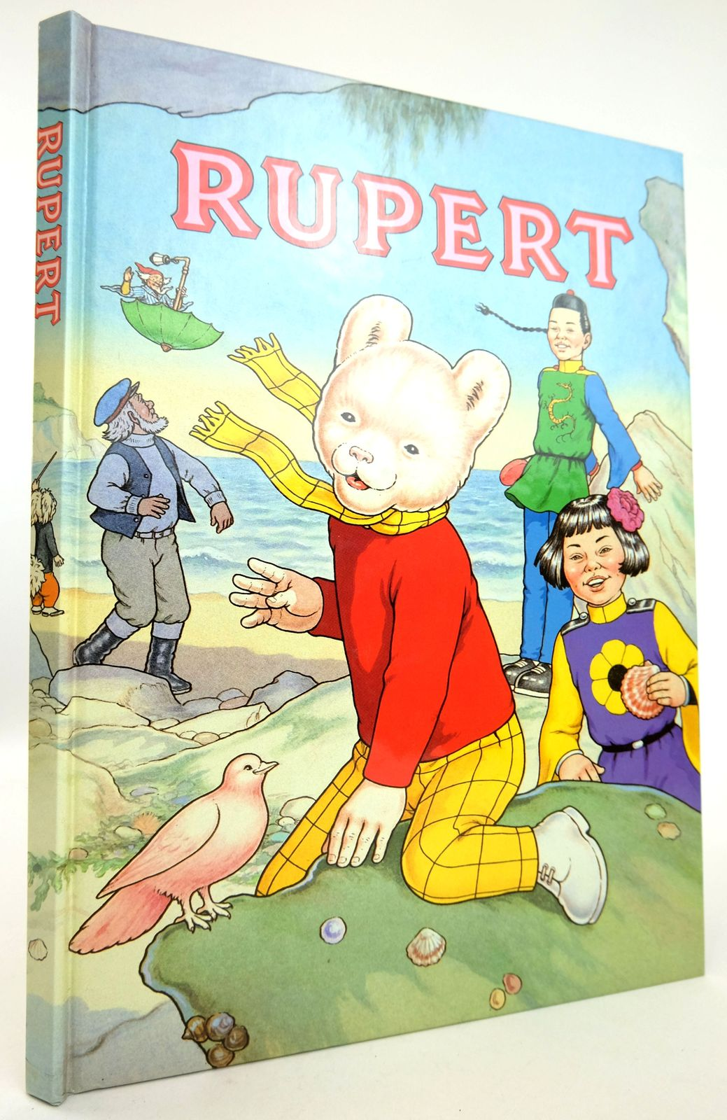 Photo of RUPERT ANNUAL 1991- Stock Number: 1819222