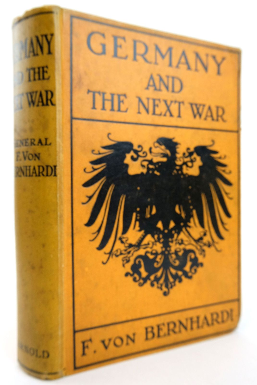 Photo of GERMANY AND THE NEXT WAR- Stock Number: 1819223