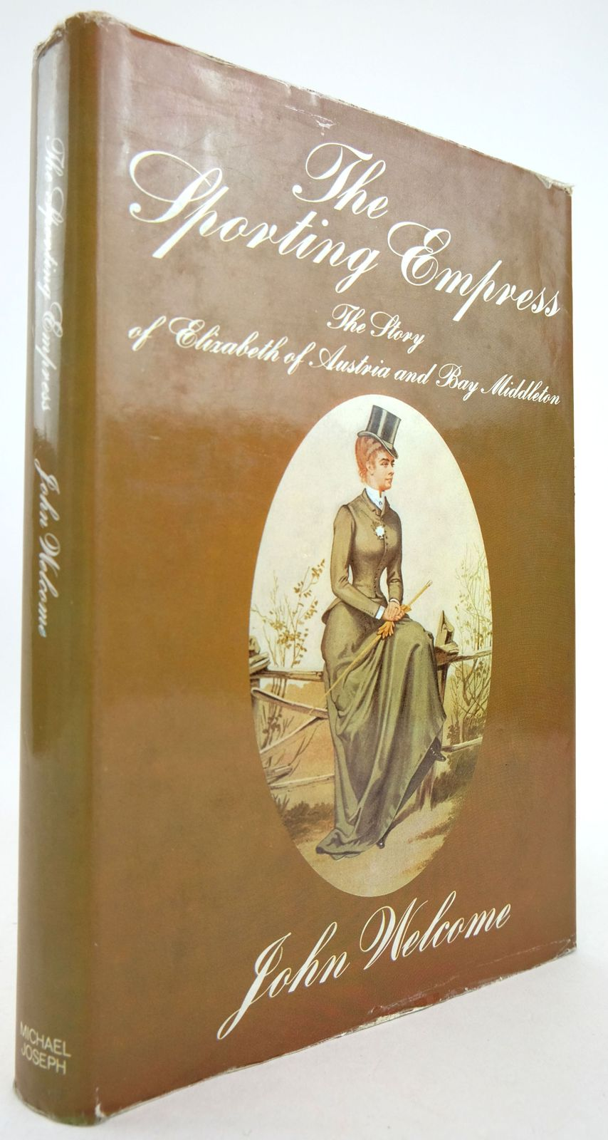 Photo of THE SPORTING EMPRESS: THE STORY OF ELIZABETH OF AUSTRIA AND BAY MIDDLETON- Stock Number: 1819224