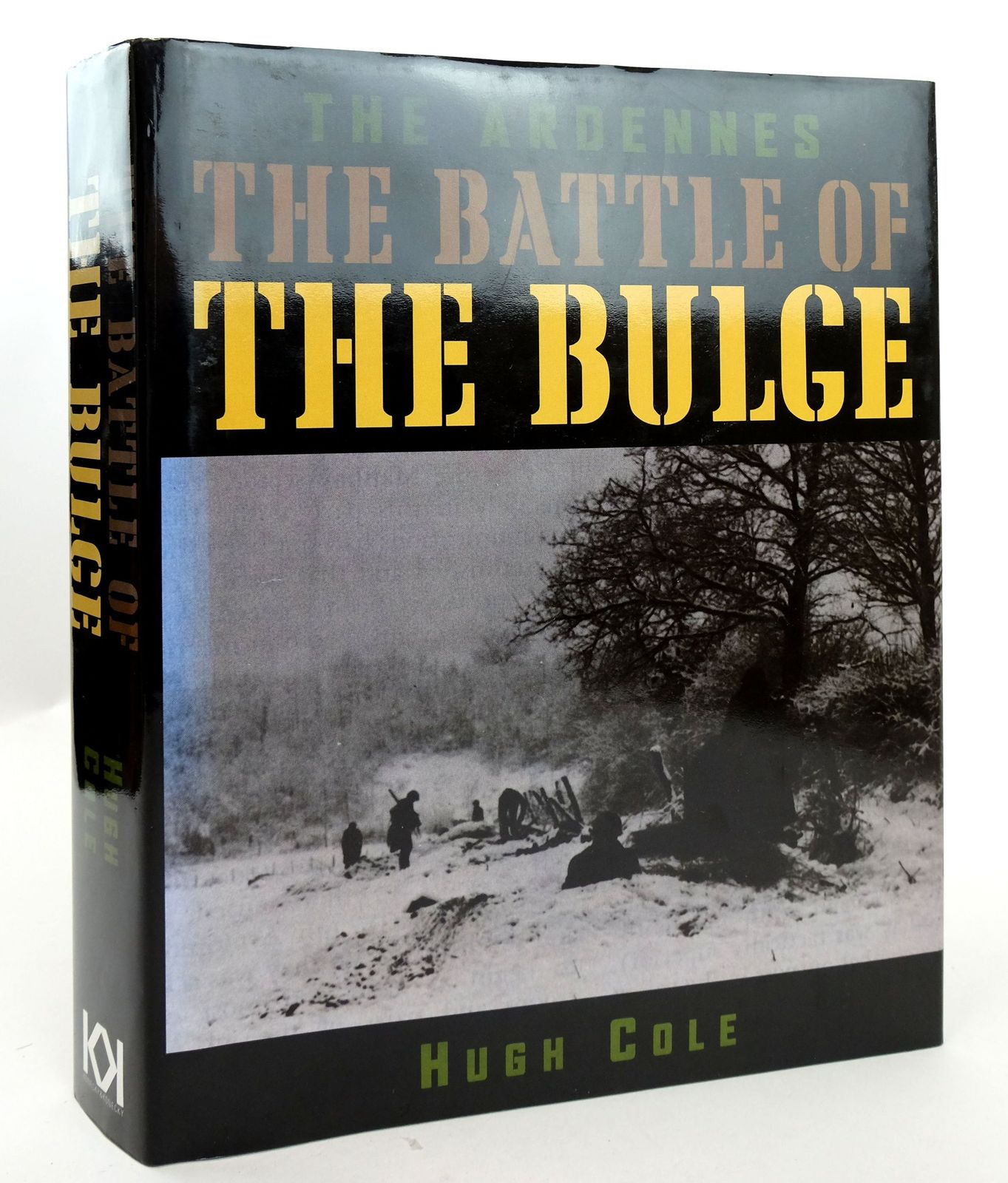 Photo of THE ARDENNES: BATTLE OF THE BULGE written by Cole, Hugh M. published by Konecky & Konecky (STOCK CODE: 1819235)  for sale by Stella & Rose's Books