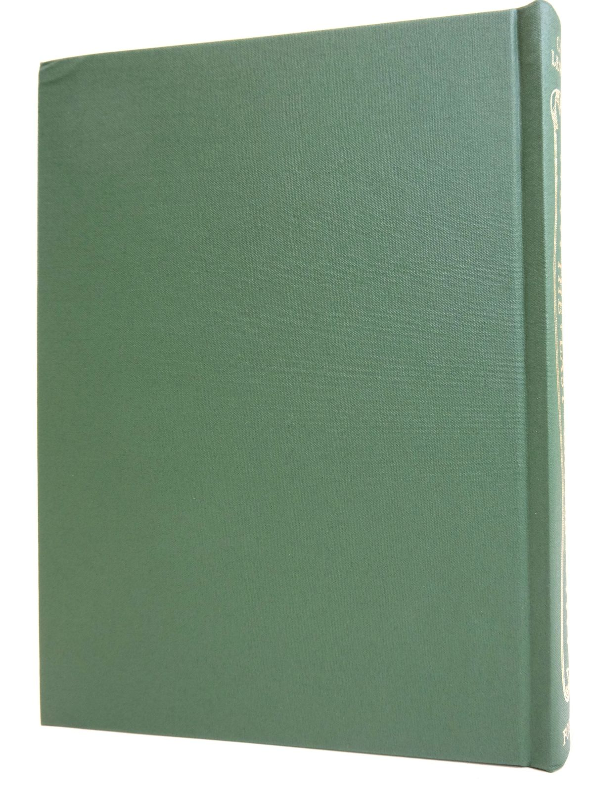 Photo of THE CHRONICLES OF NARNIA (7 VOLUMES) written by Lewis, C.S. illustrated by Baynes, Pauline published by Folio Society (STOCK CODE: 1819238)  for sale by Stella & Rose's Books