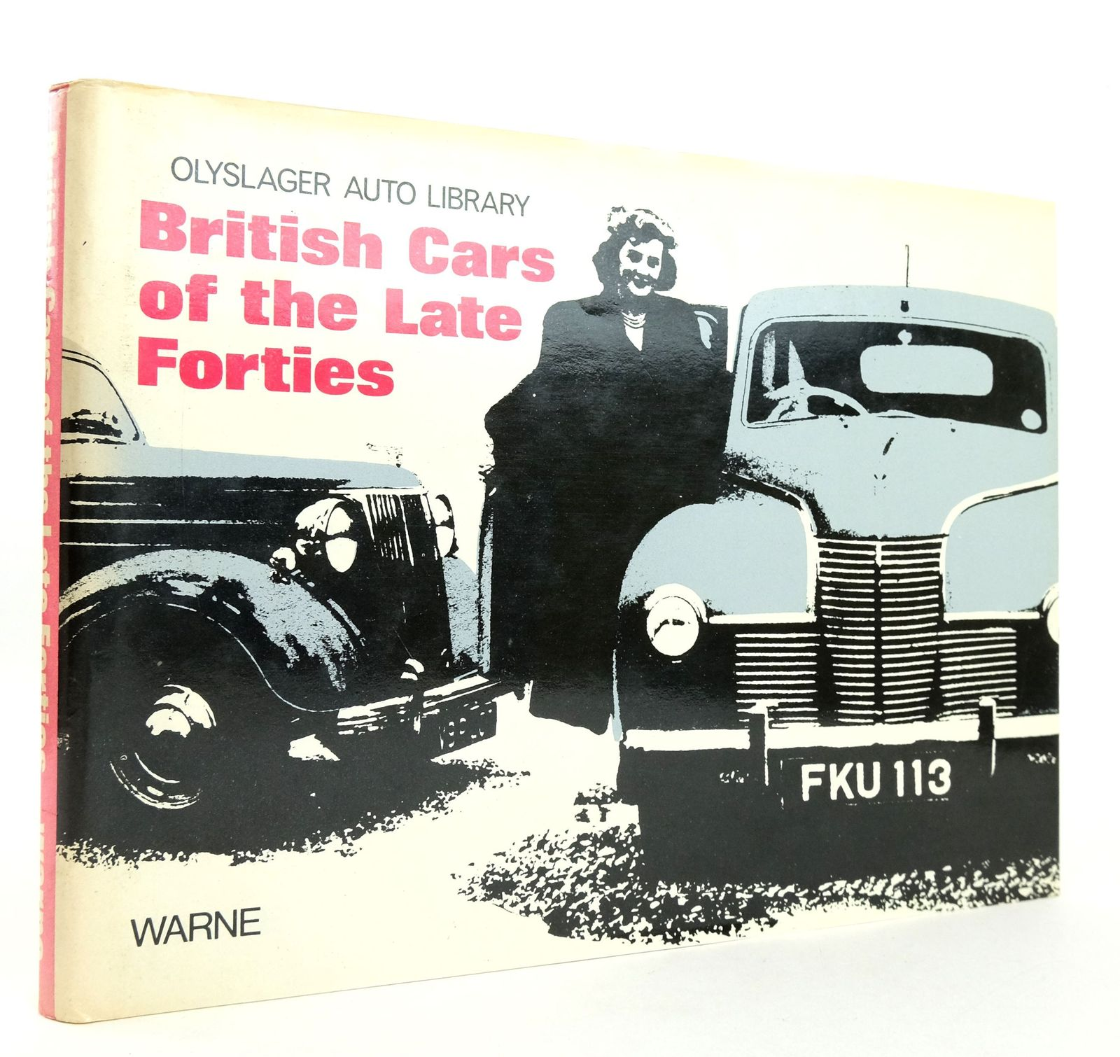 Photo of BRITISH CARS OF THE LATE FORTIES 1947-1949- Stock Number: 1819246