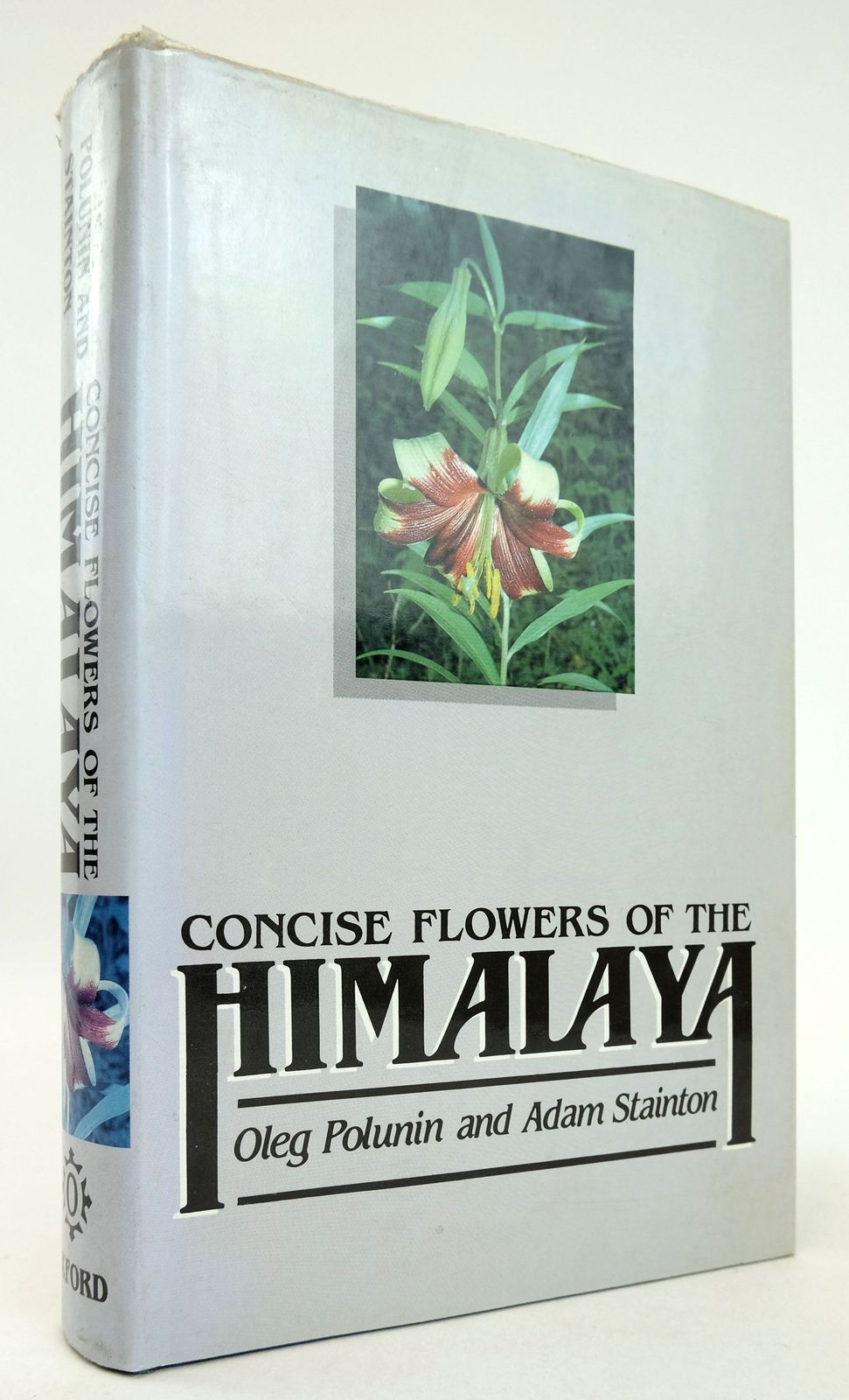 Photo of CONCISE FLOWERS OF THE HIMALAYA