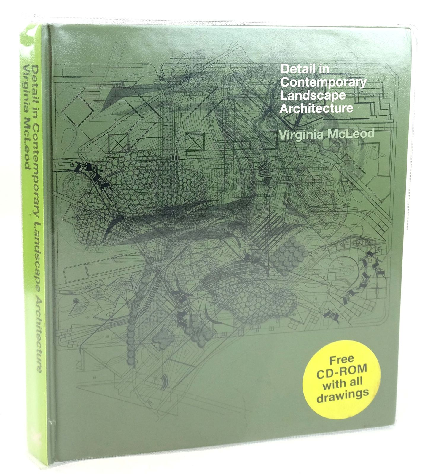 Photo of DETAIL IN CONTEMPORARY LANDSCAPE ARCHITECTURE written by McLeod, Virginia published by Laurence King Publishing (STOCK CODE: 1819256)  for sale by Stella & Rose's Books